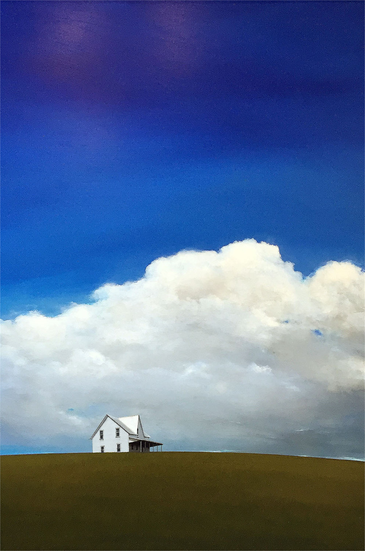 Farmhouse Daydream, 2015 by Scott Steele