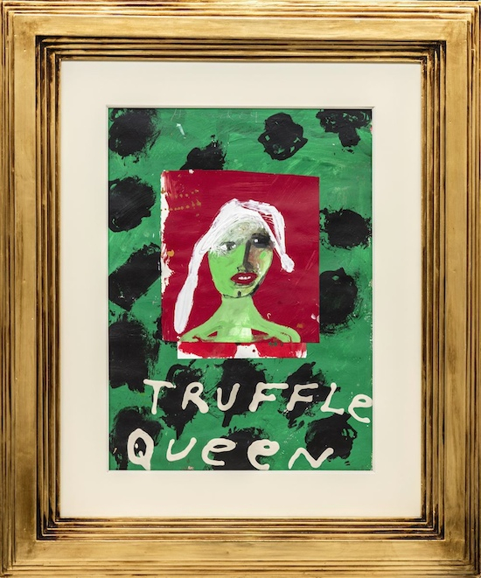Truffle Queen by James Havard