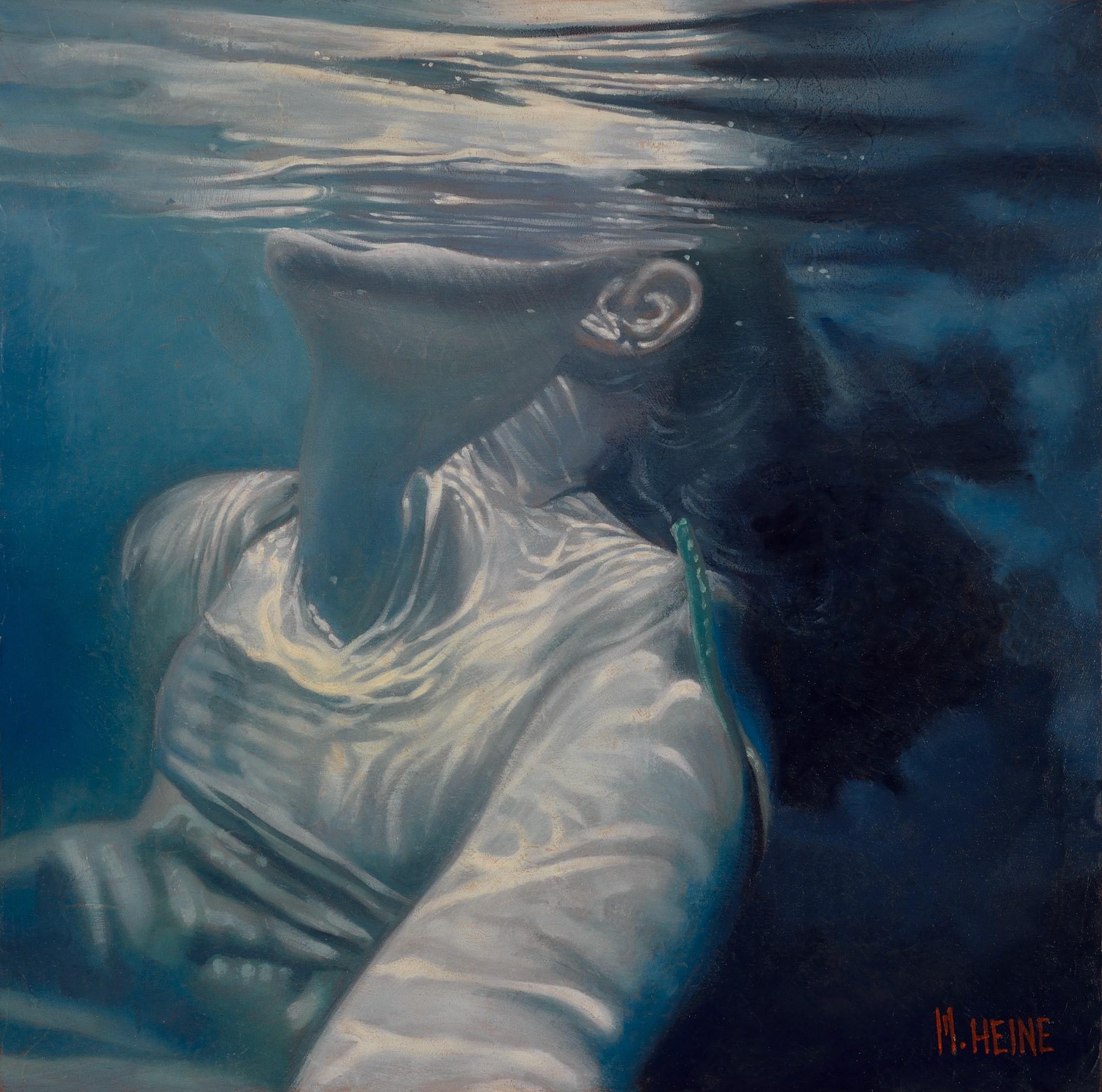 Breath, Study by Mark Heine