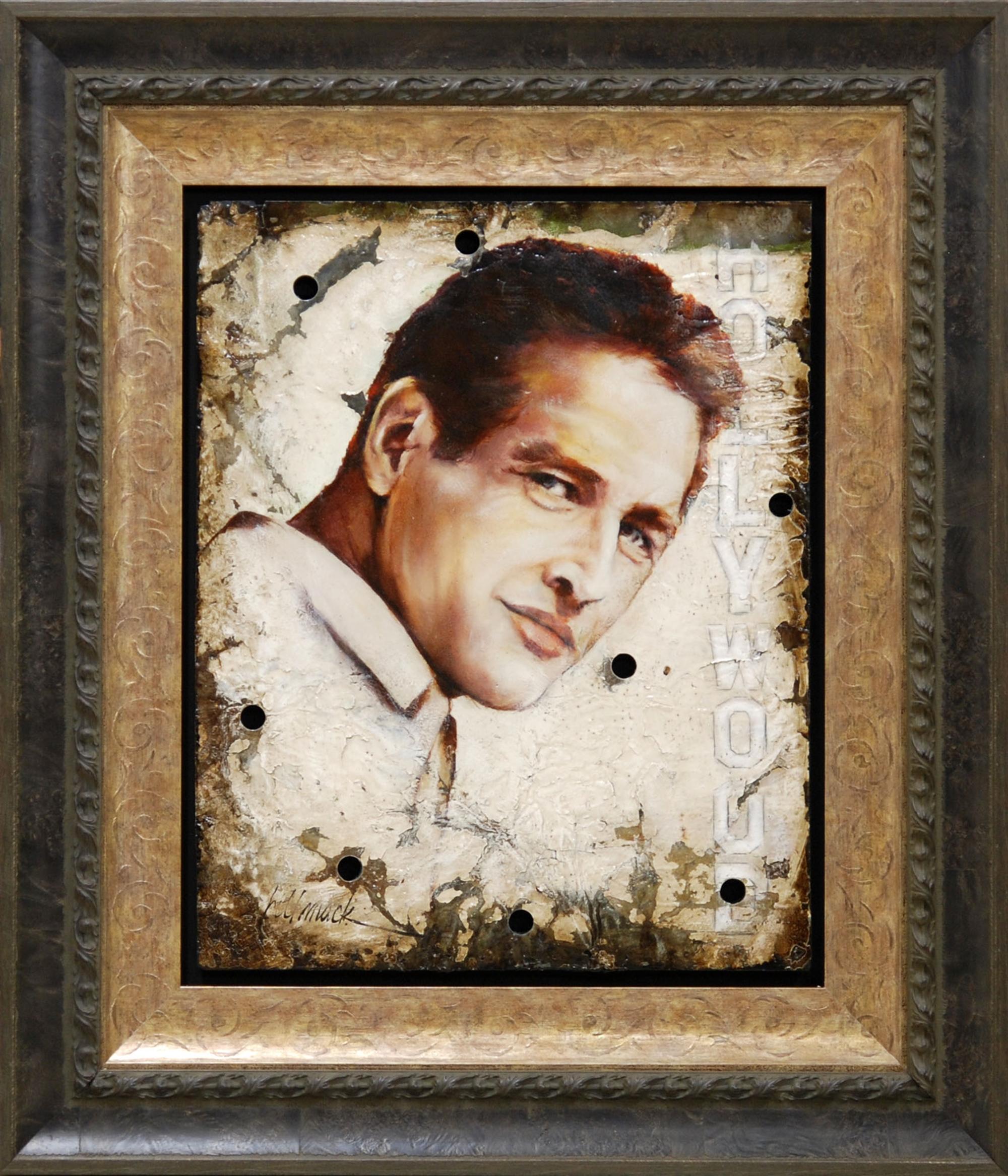 Paul Newman by Bill Mack