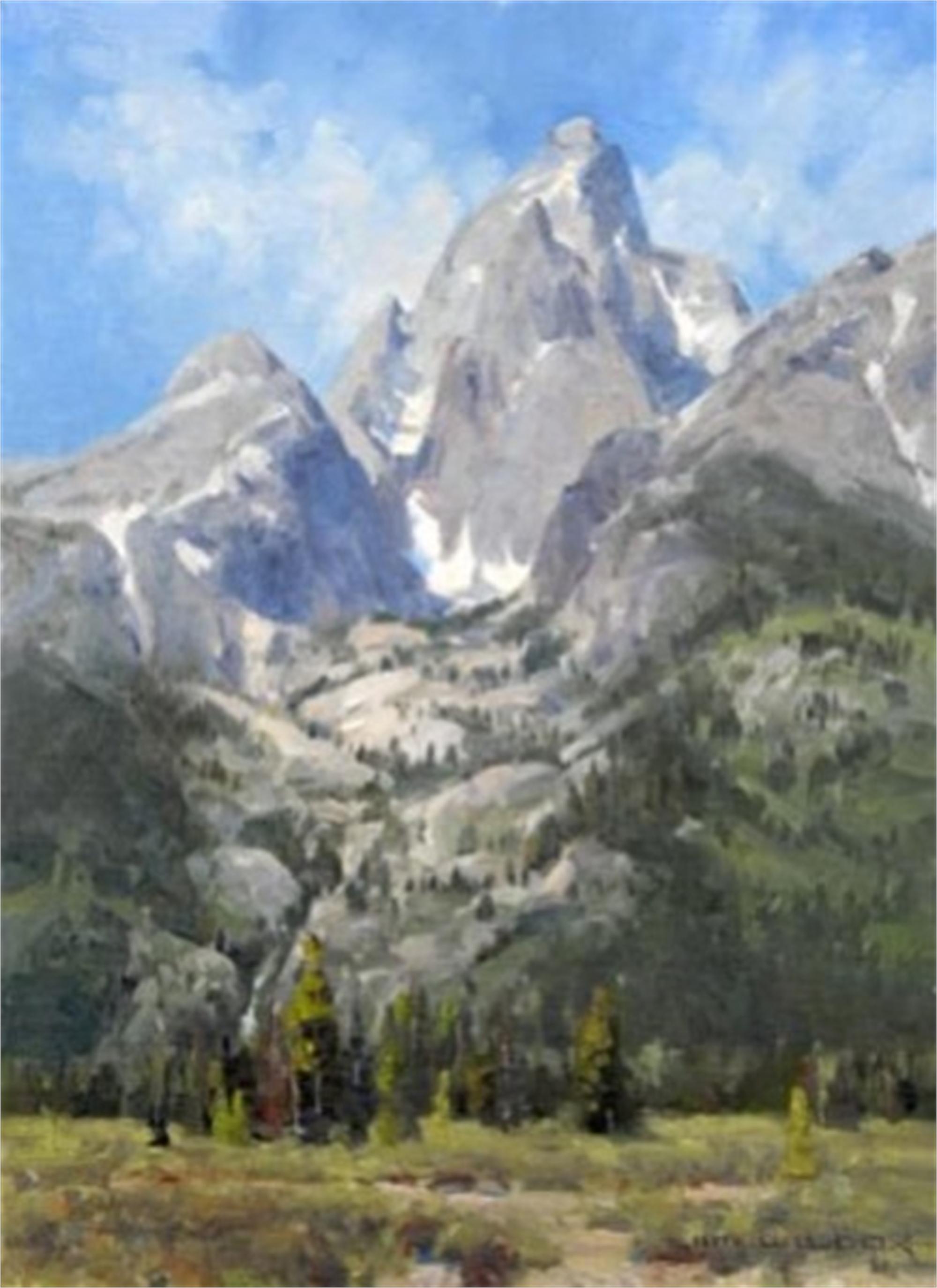 Glacier Gulch by Jim Wilcox