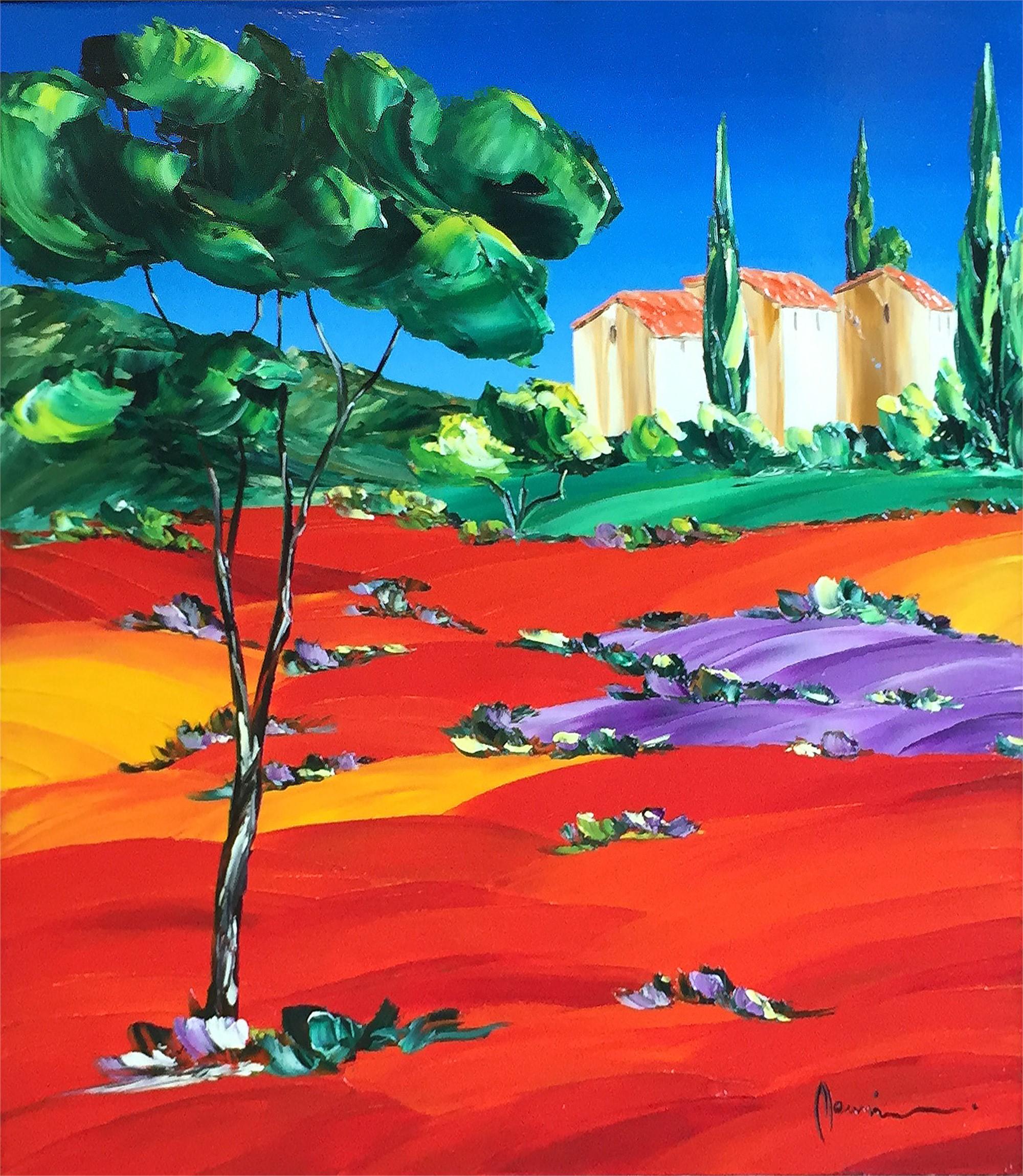 Poppies by Monika Meunier