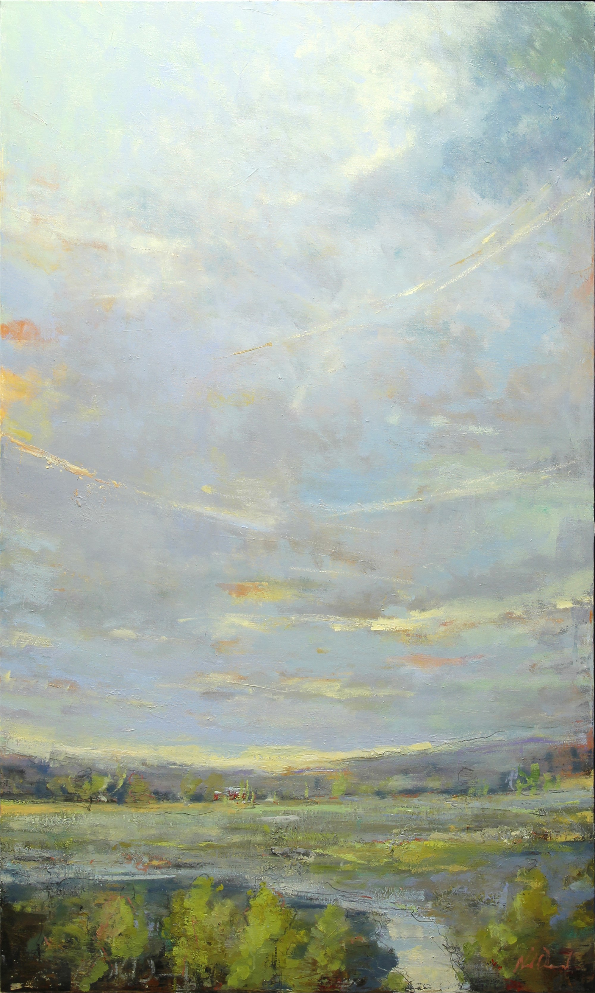 Triumphant Clouds by Noah Desmond