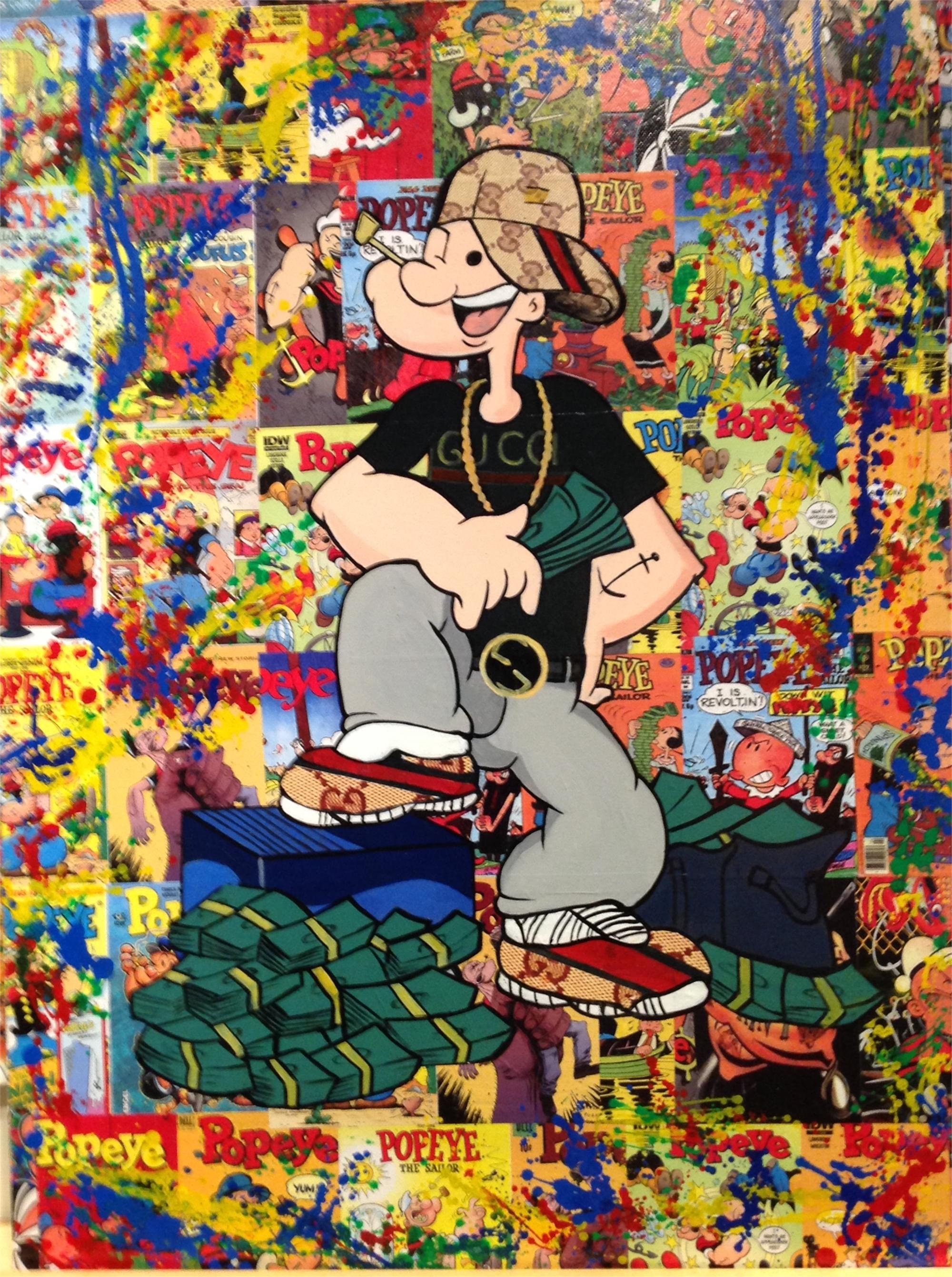"""Gucci Popeye The Salior Man"" by Buma Project"