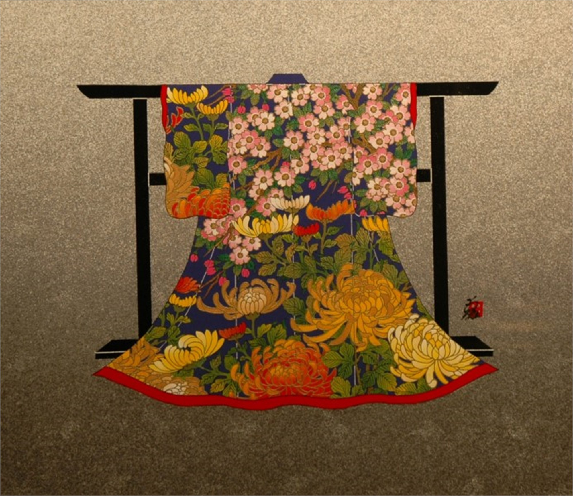 Royal Peony by Hisashi Otsuka