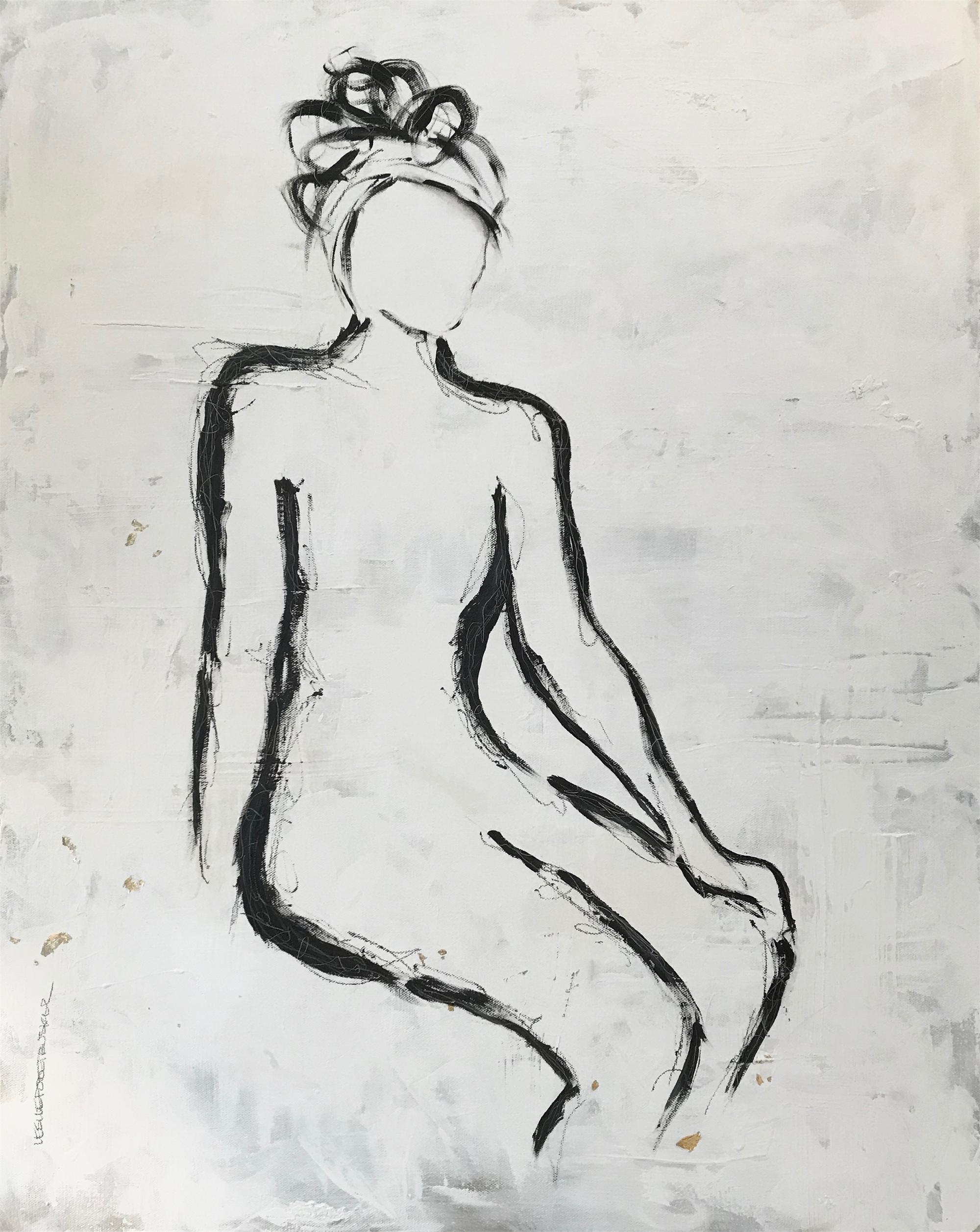 Figure No. 129 by Leslie Poteet Busker