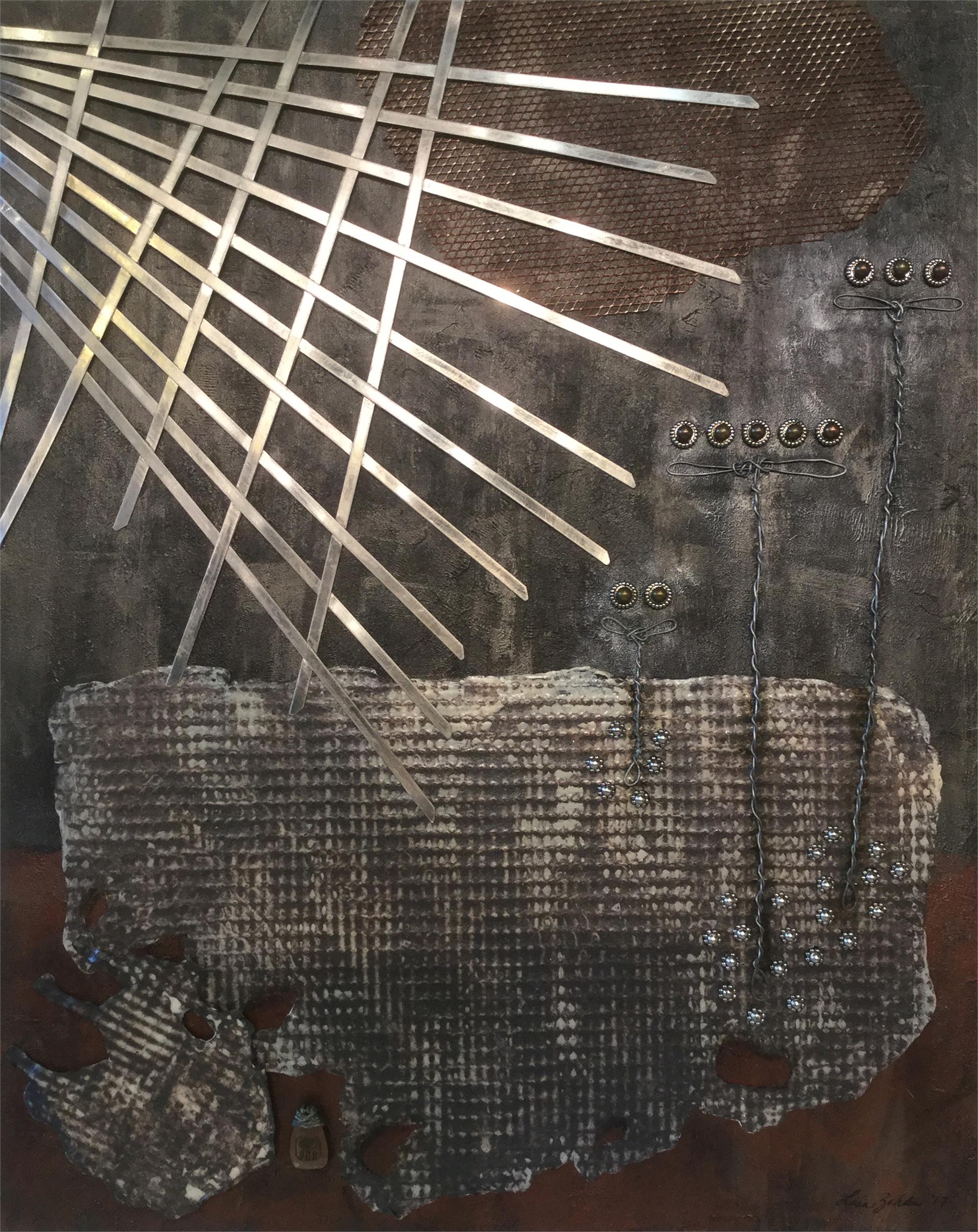 Otherwordly Lanscape - Radiance by Lisa Zahler (Lafayette, OR)