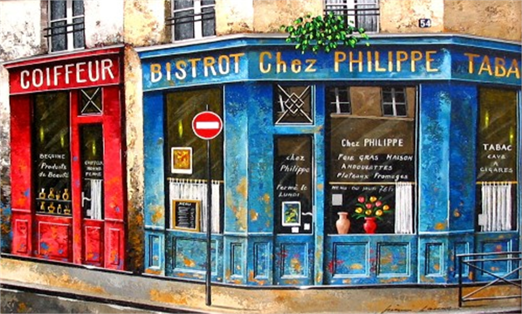 BISTROT CHEZ PHILIPPE by LANNA
