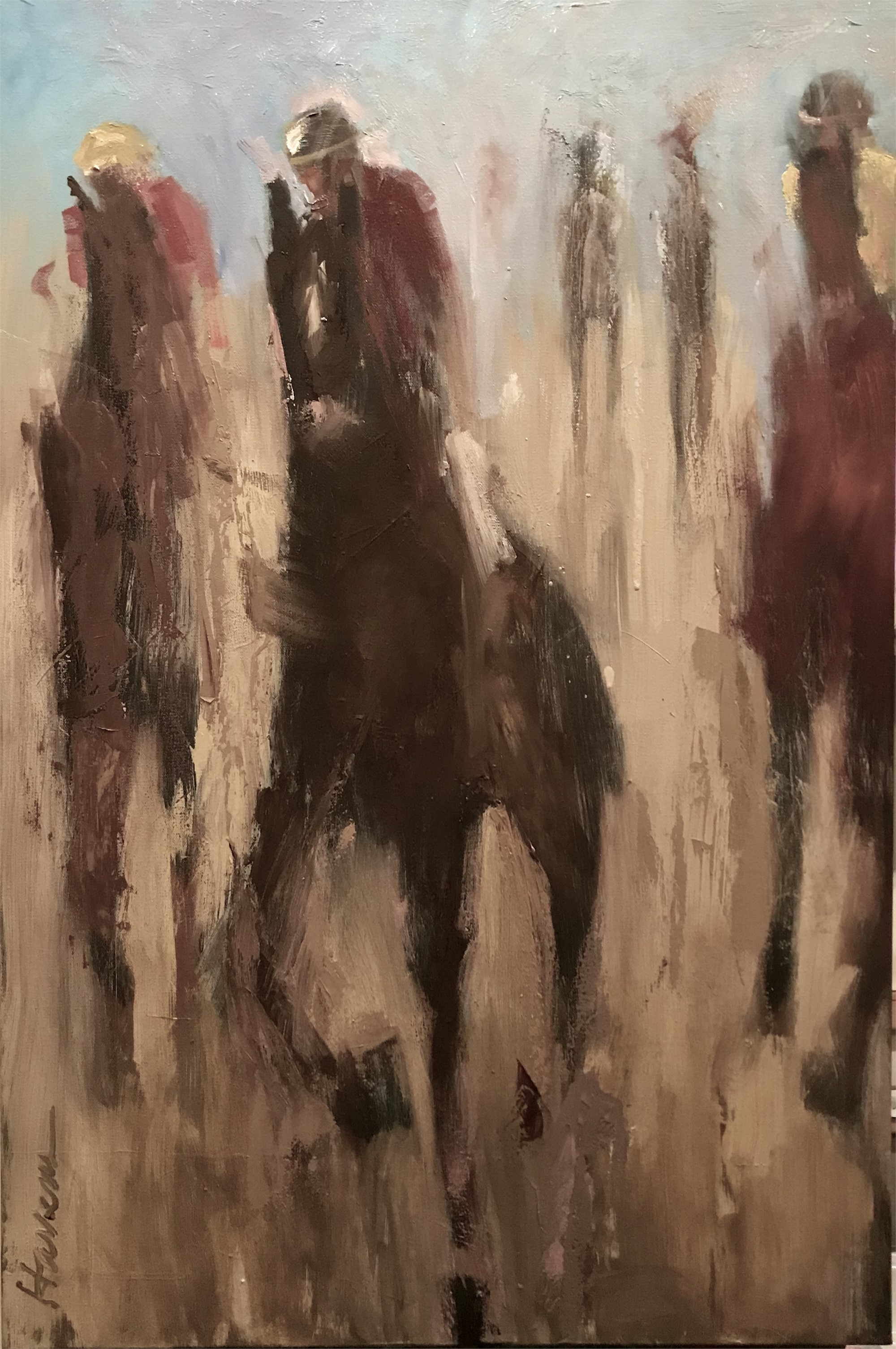 Glance Back by Betsy Havens