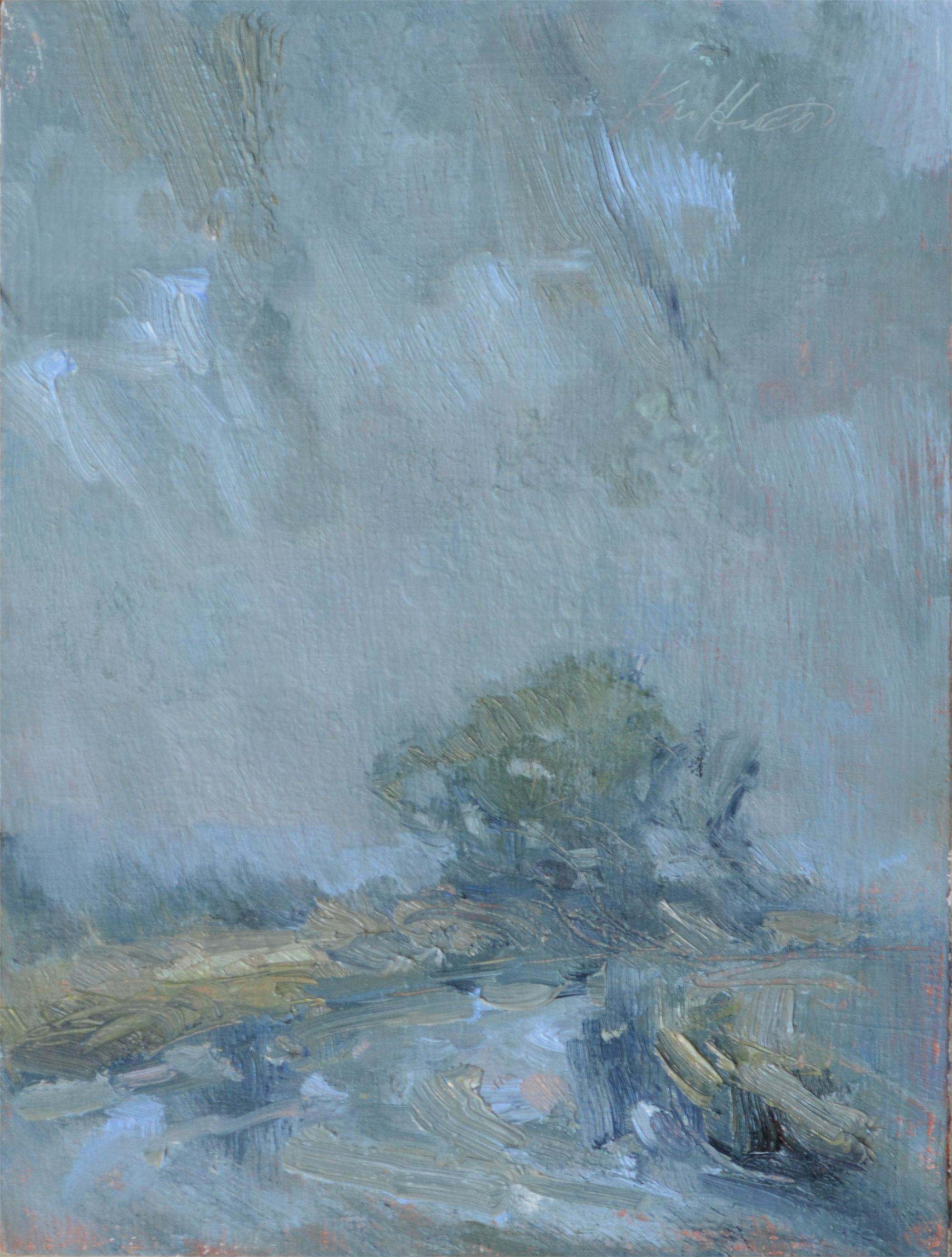 Winding Mist by Karen Hewitt Hagan