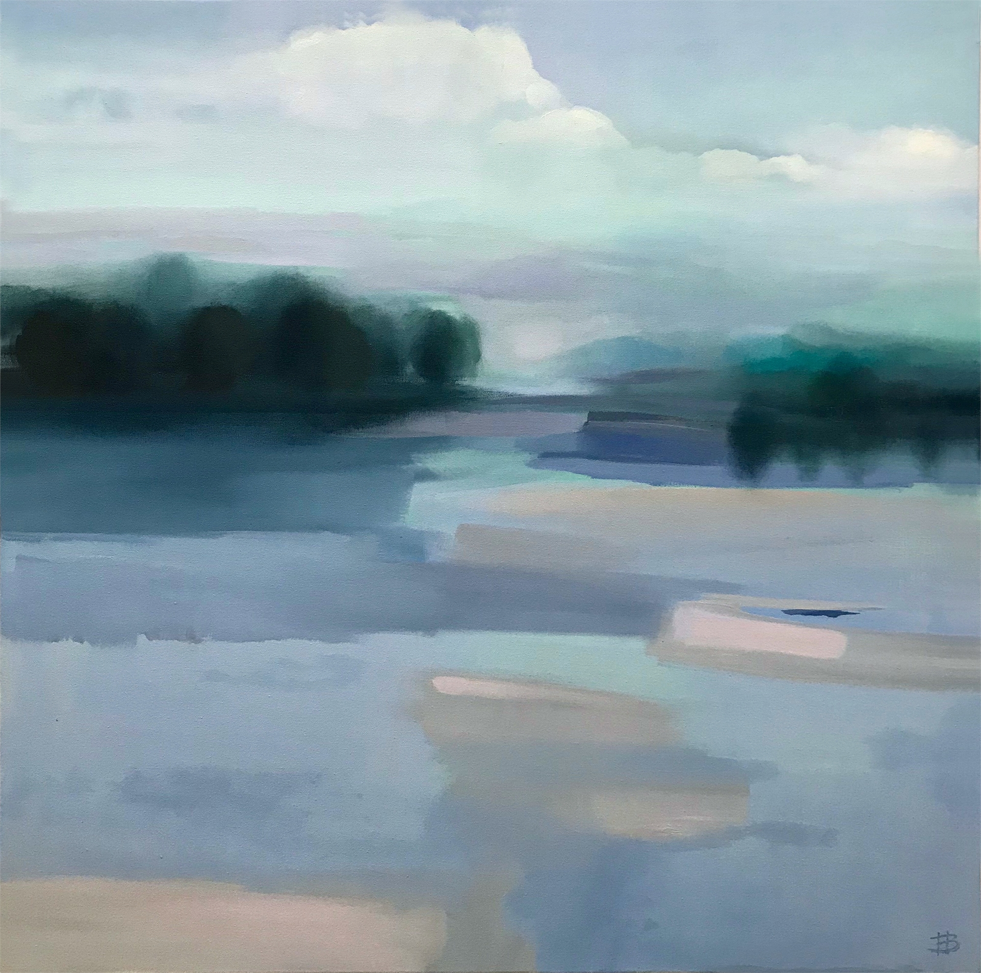 The Sky on the Horizon by Hannah Bureau