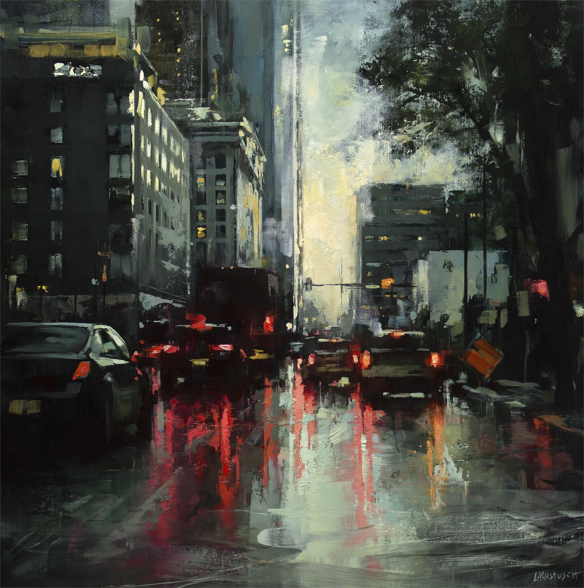 Denver Rush Hour by Lindsey Kustusch