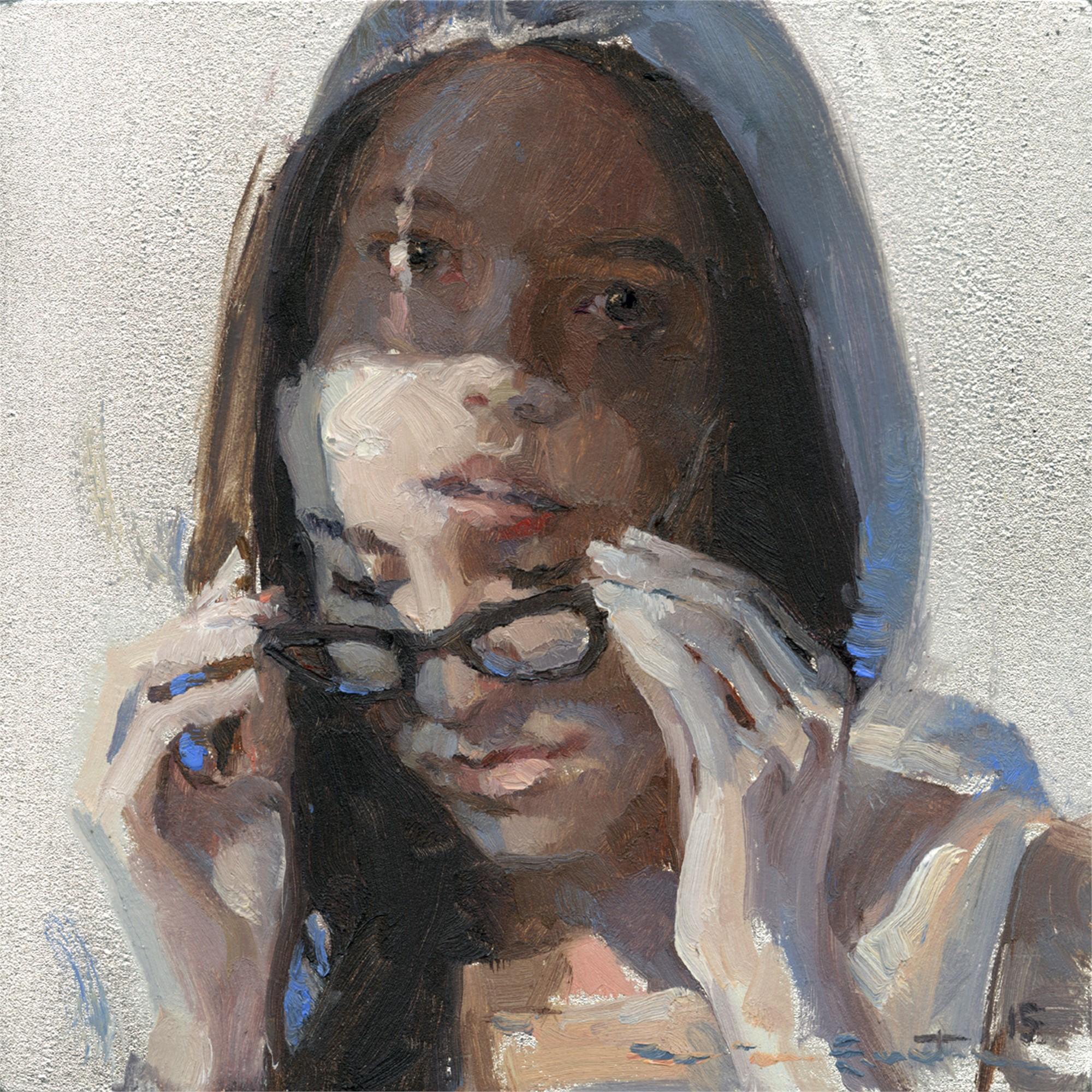 Vera Study II by Jane Radstrom
