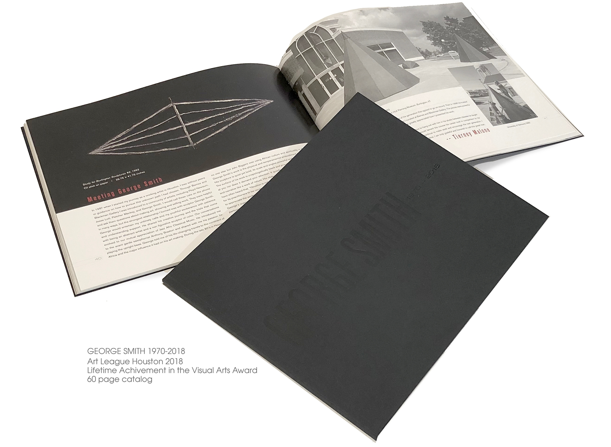 Retrospective Book by George Smith