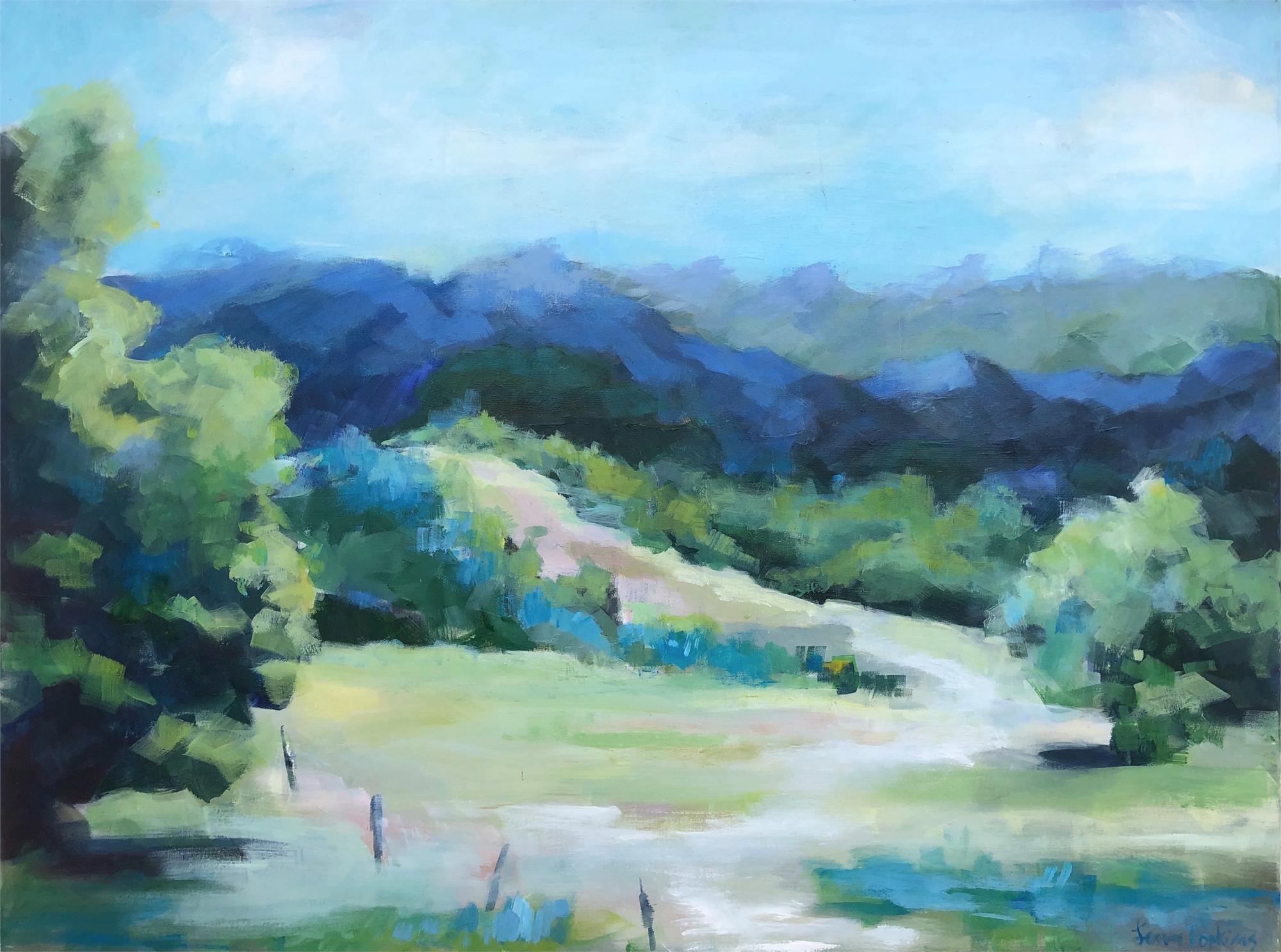 Blueridge Journey by Lenn Hopkins