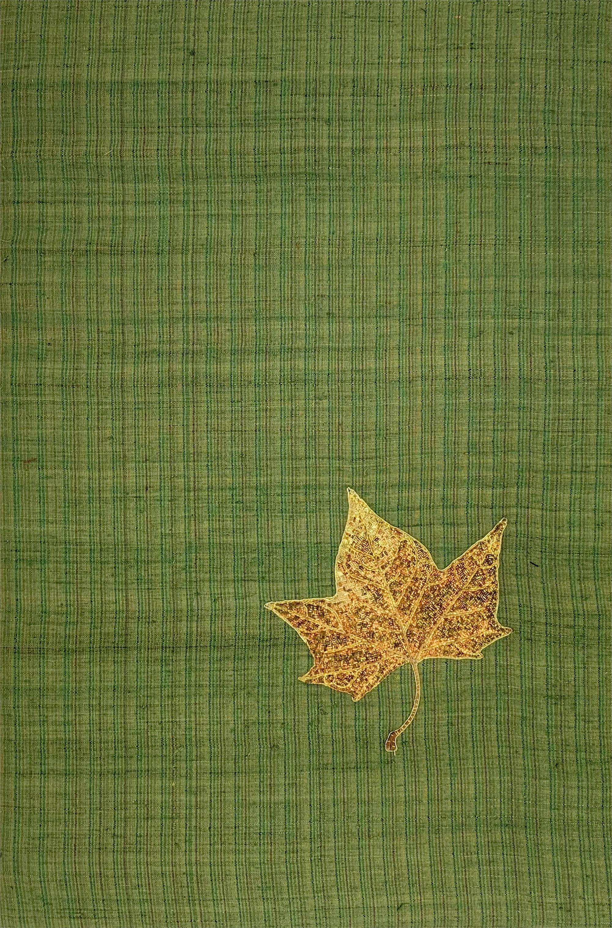 Autumn I: Planetree Leaf by Tiao Nithakhong Somsanith