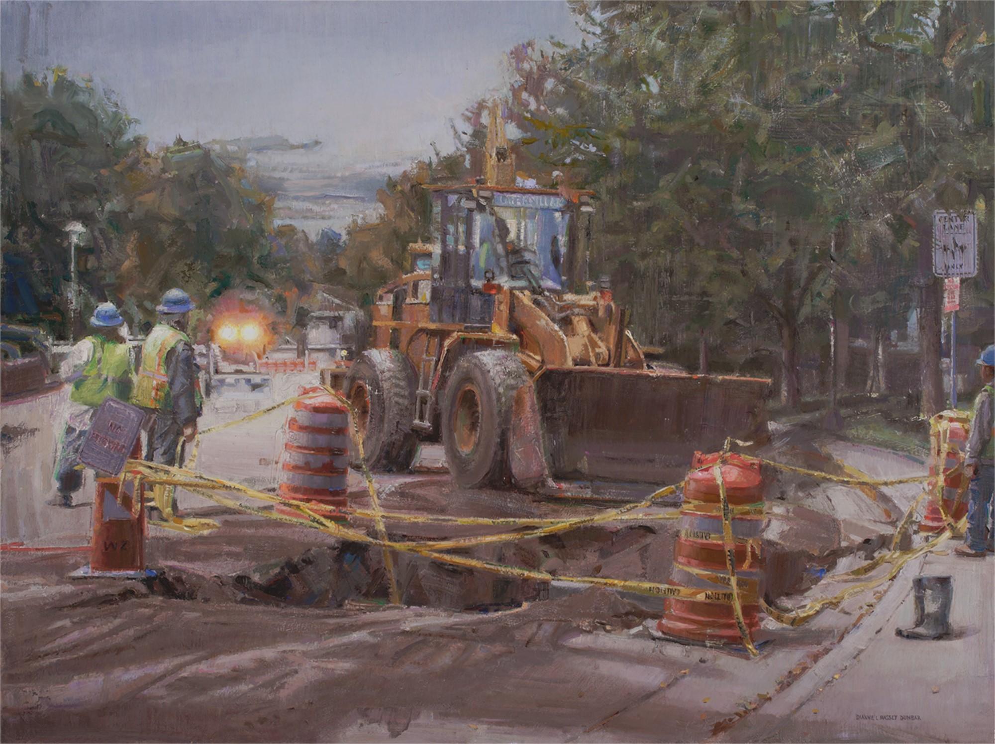 A Long Day's Work by Dianne L Massey Dunbar