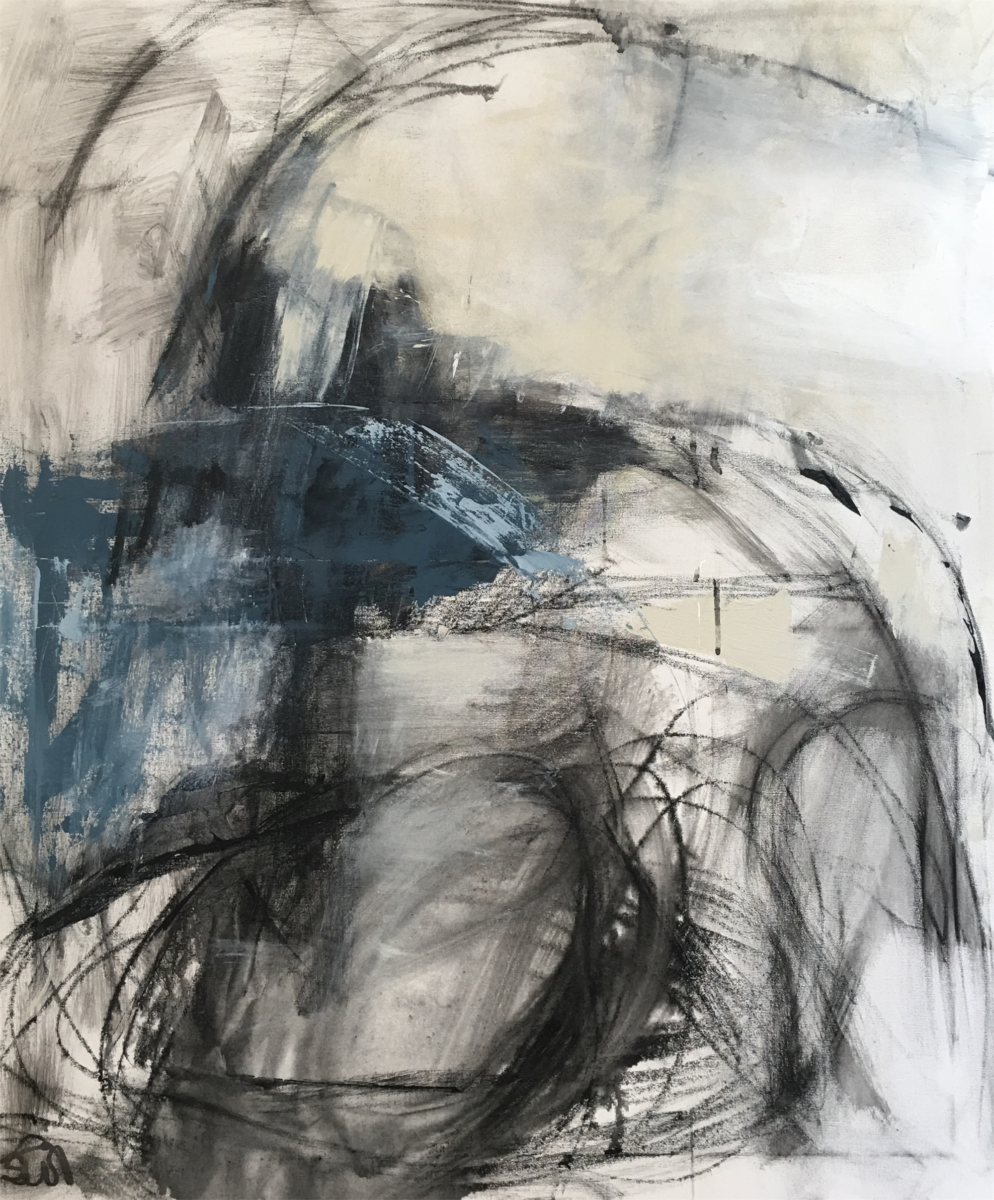 Study in Movement by Susan Altman
