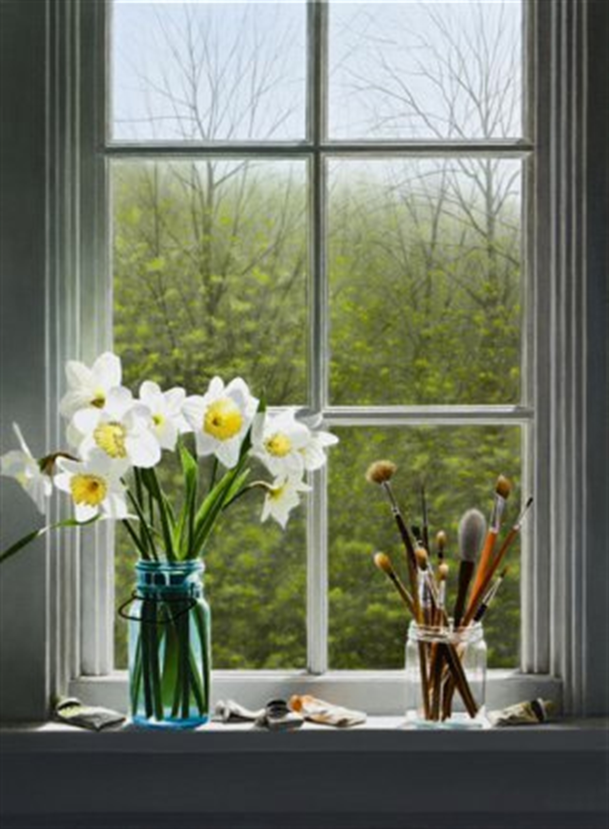 Colors of Spring by Alexander Volkov