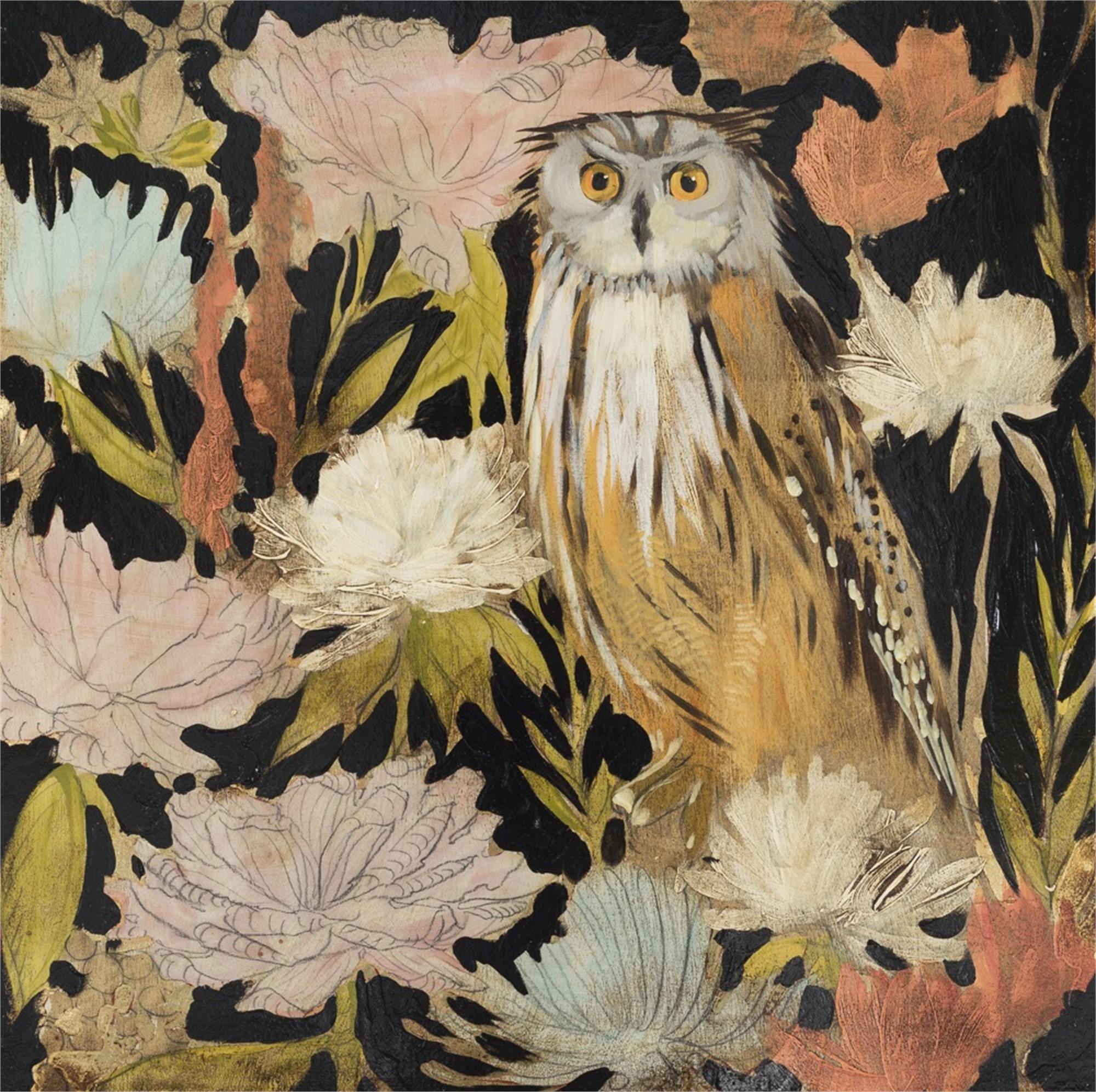 Midnight Owl  by Joseph Bradley