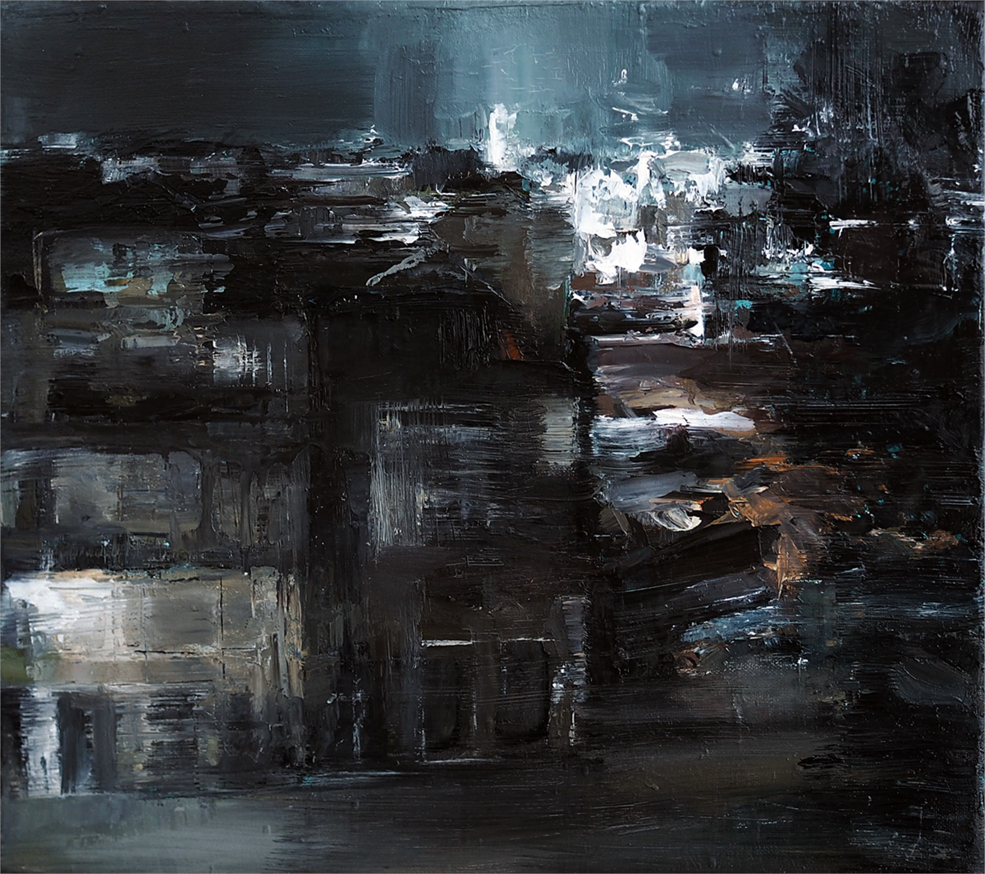 Porto I by Heiko Mattausch