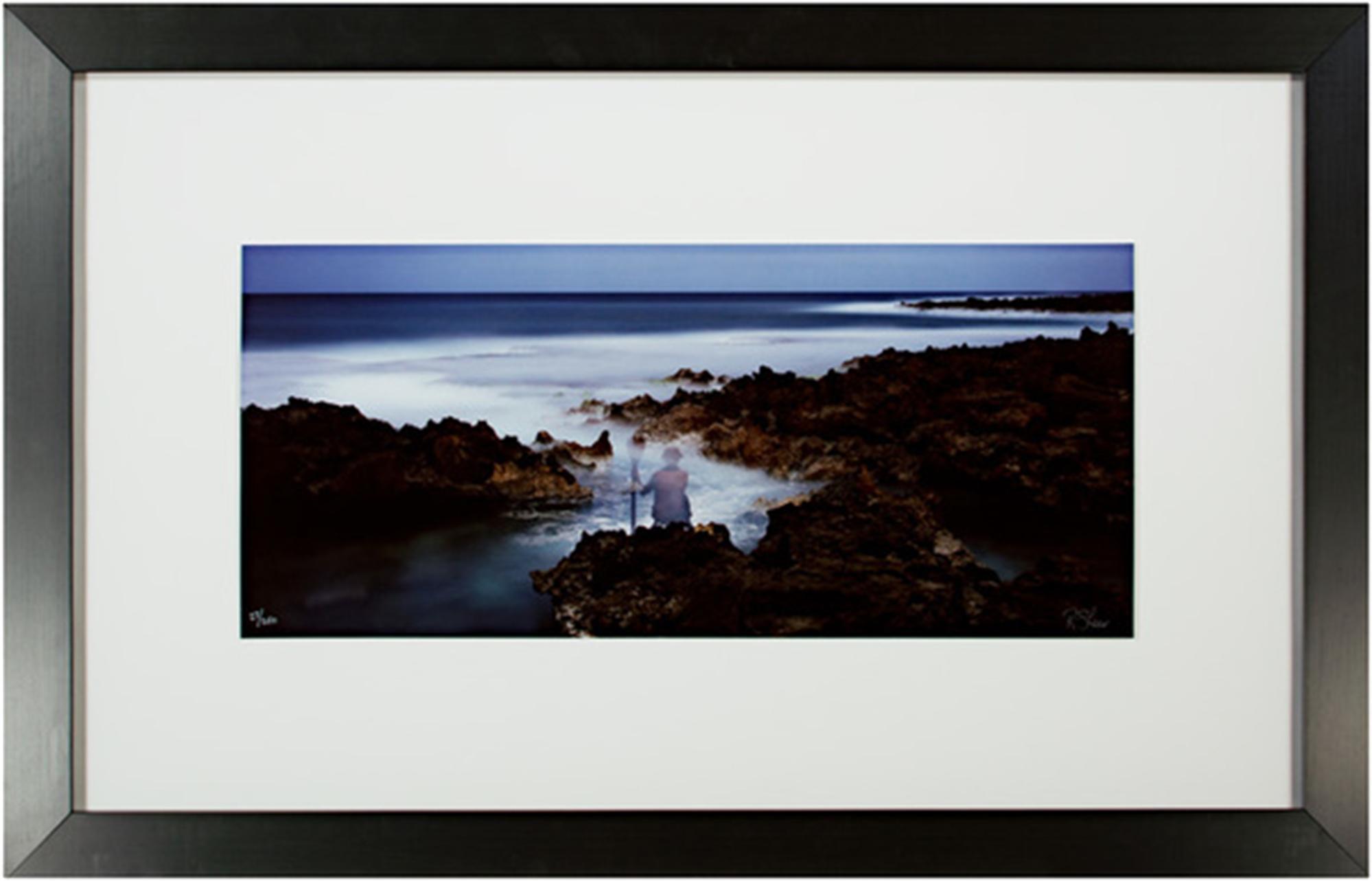 The Ocean Spirit, Pupukea, Oahu by Robert Kawika Sheer