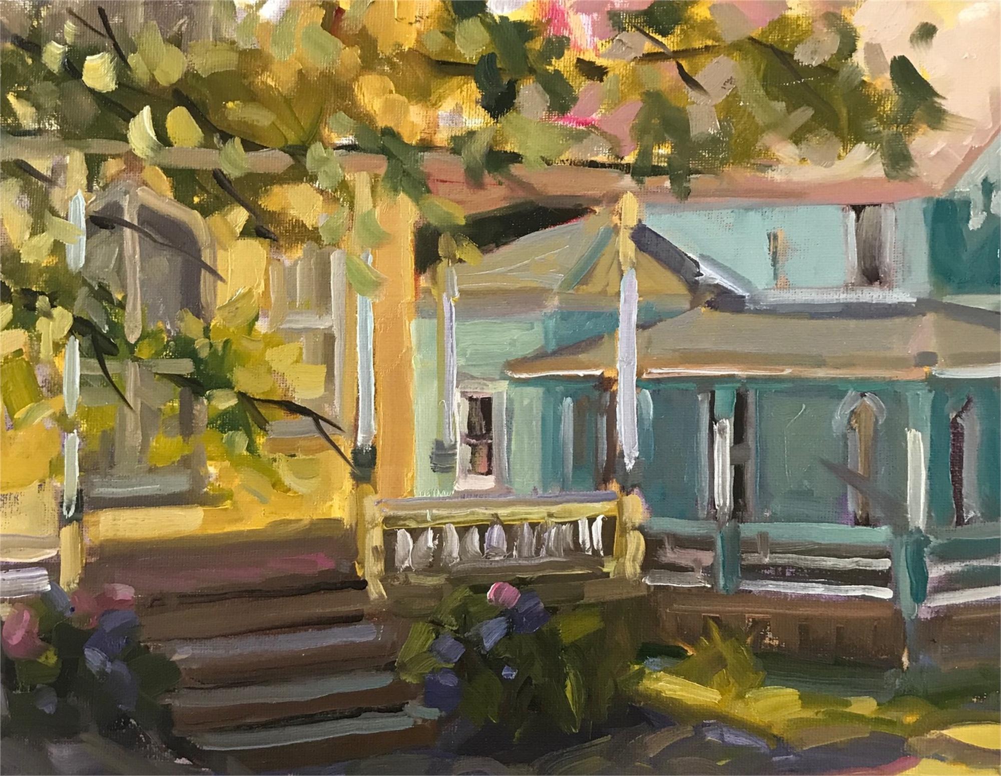 Oak Bluffs by Laurie Meyer
