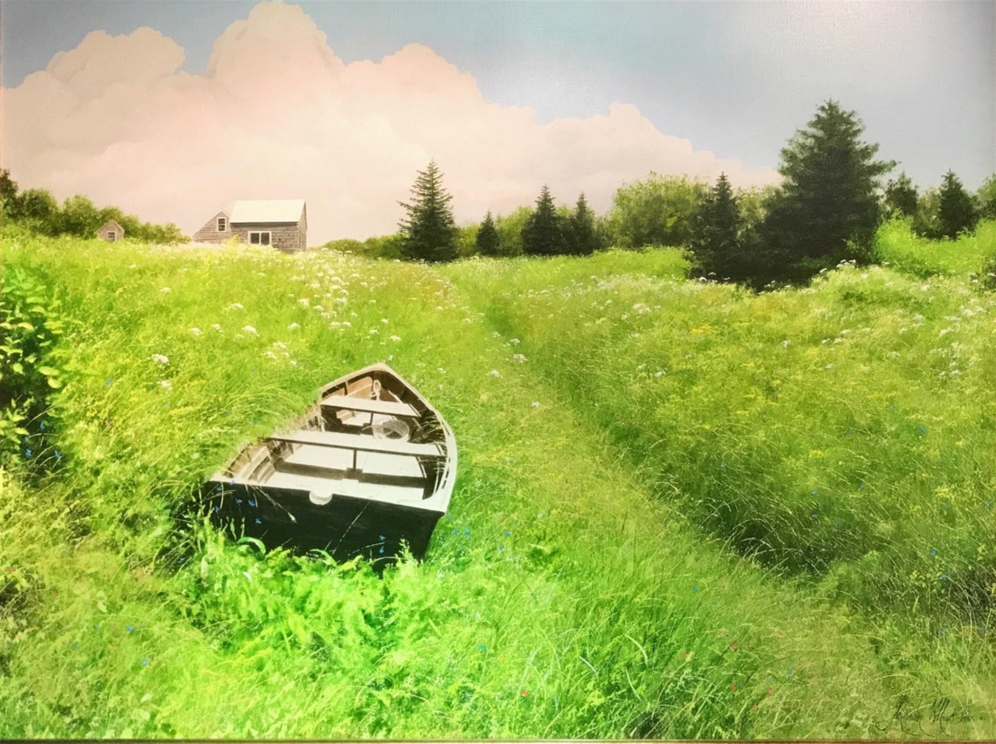 The Voyage by Alexander Volkov