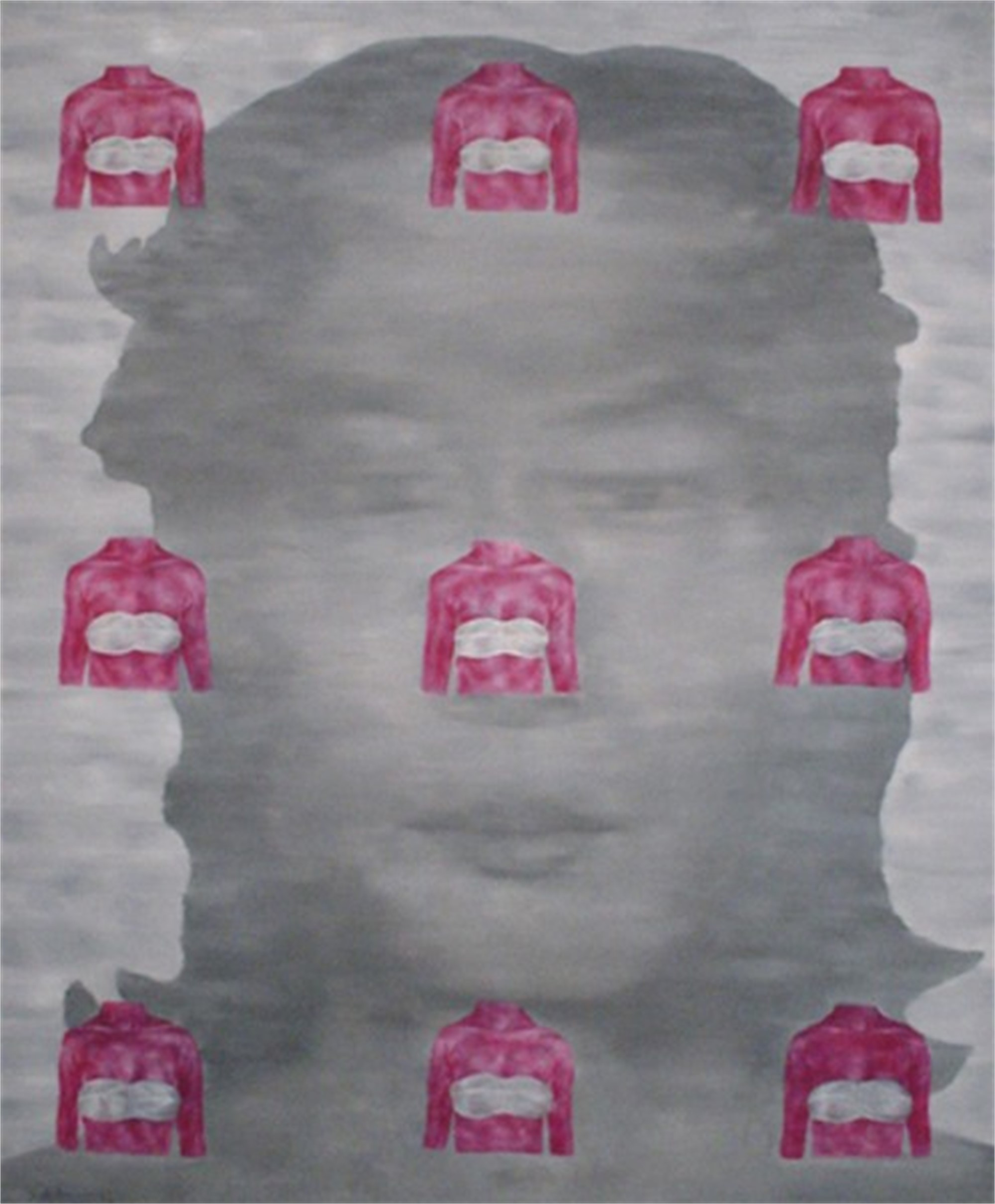 Self-portrait #4 by Contemporary Chinese Art
