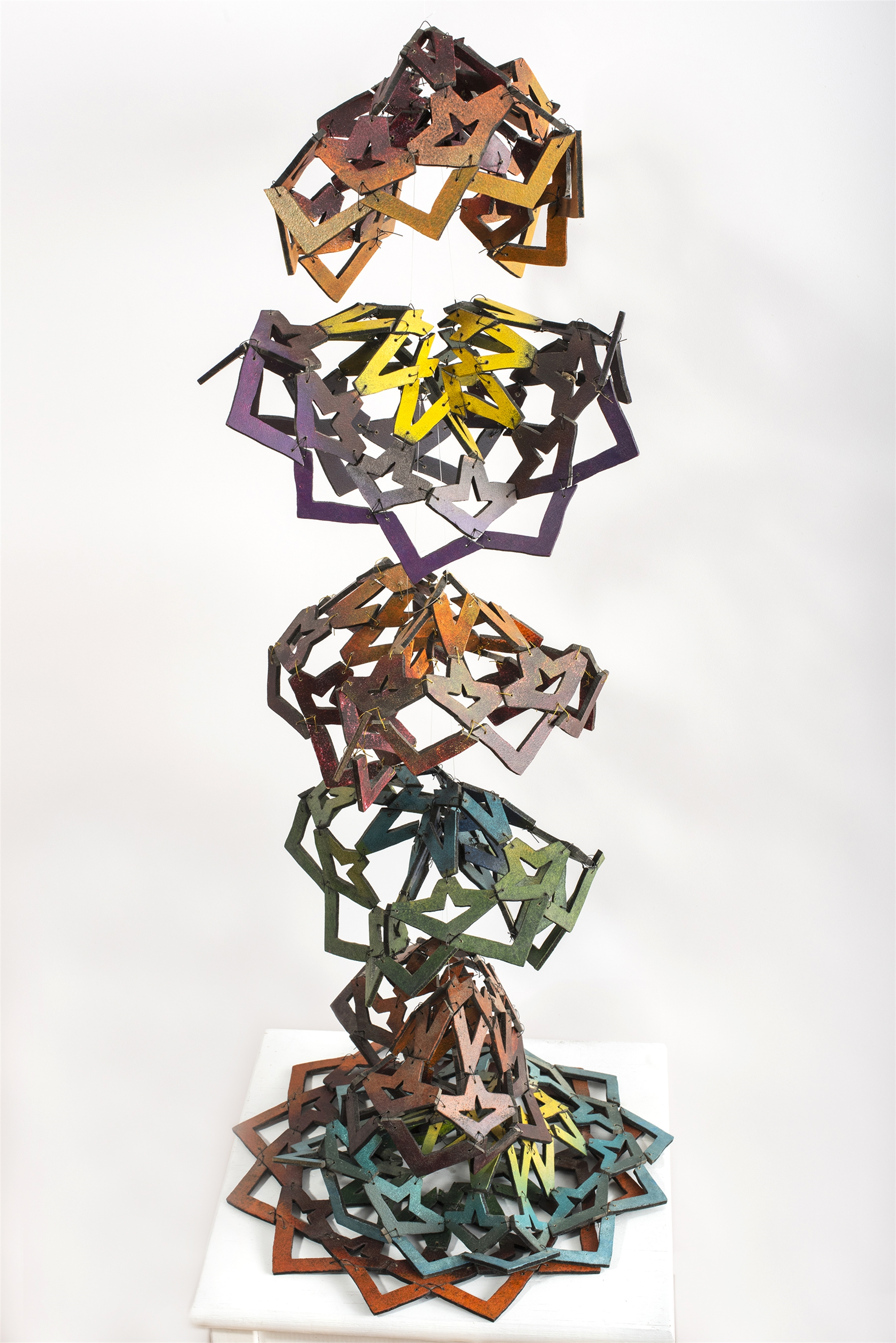 Collapsed Geometry by June Sekiguchi