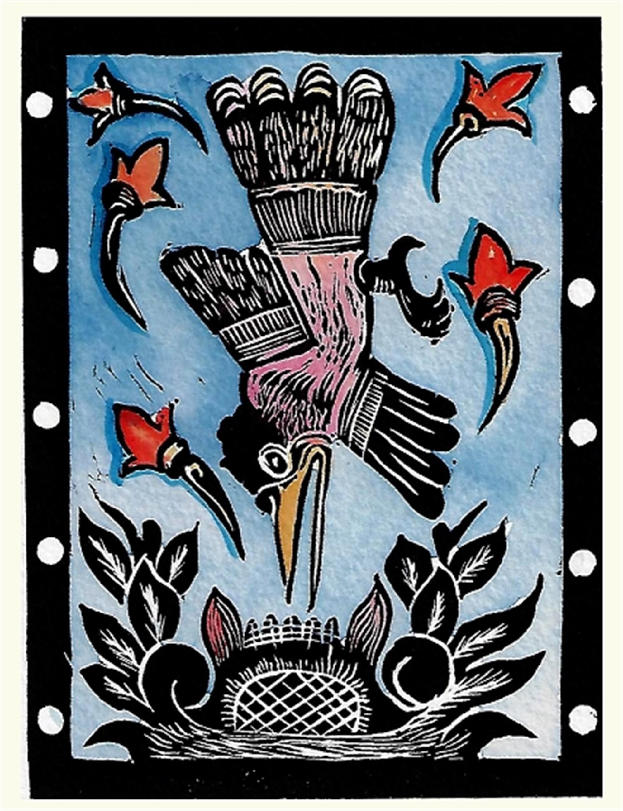 Colibri by Gabriela Morac