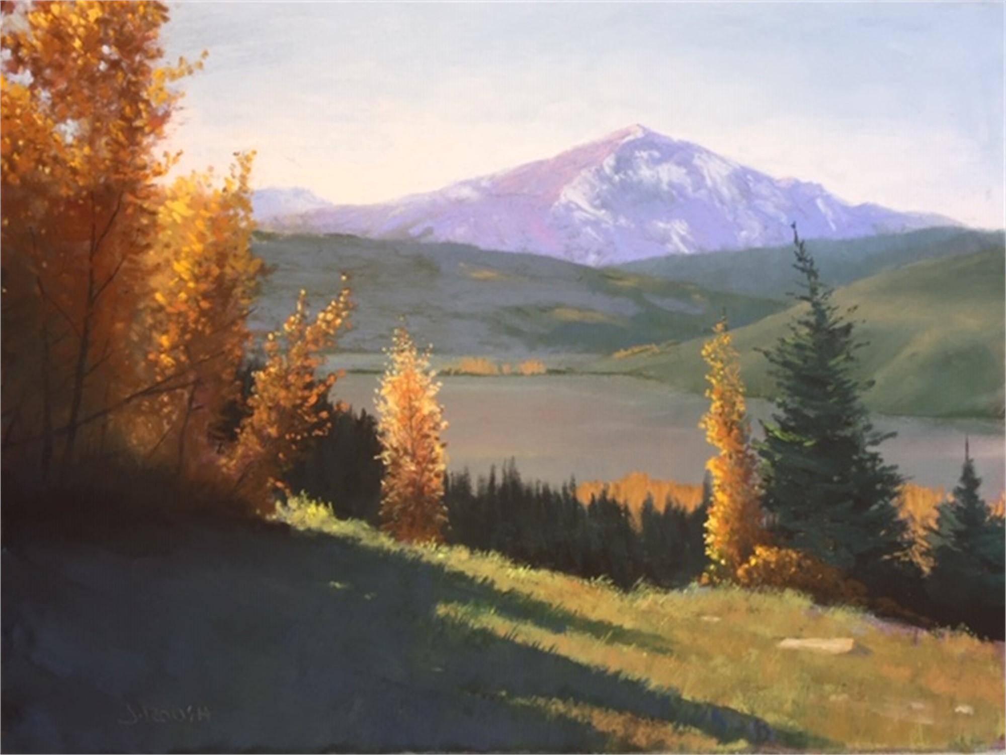 Autumn Gold by John Roush
