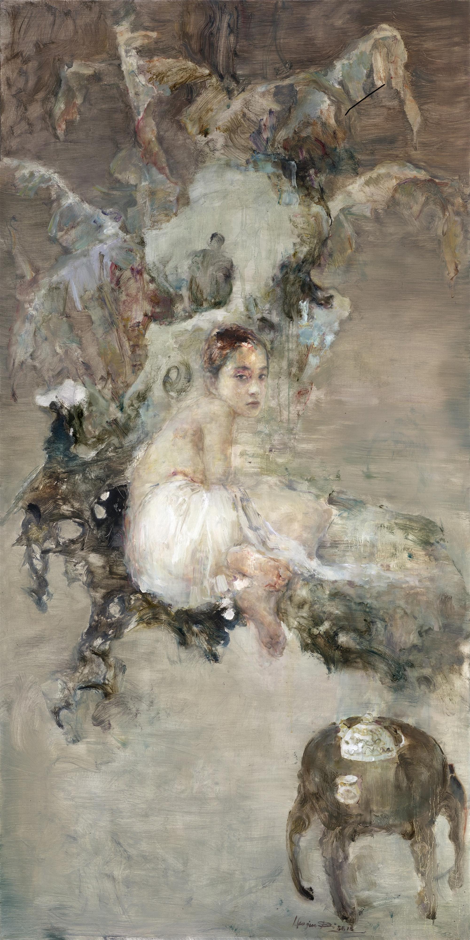 Solitude by Hu Jun Di