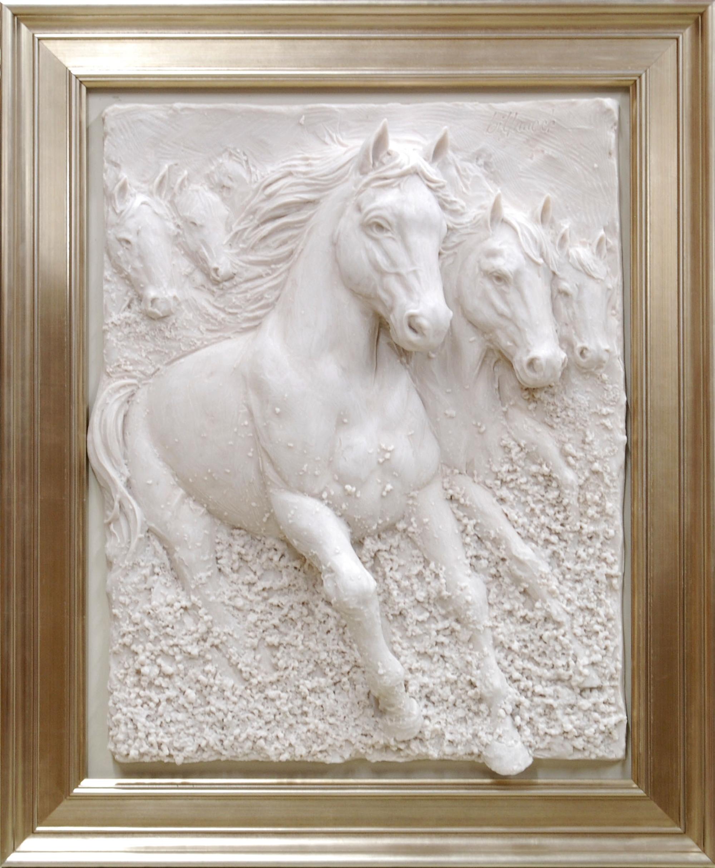 Freedom Horses by Bill Mack