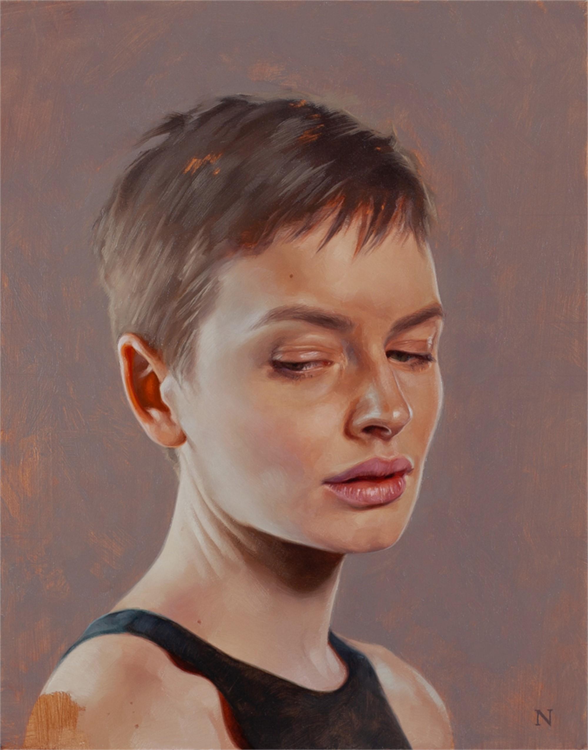 Portrait of Brooke by Aaron Nagel
