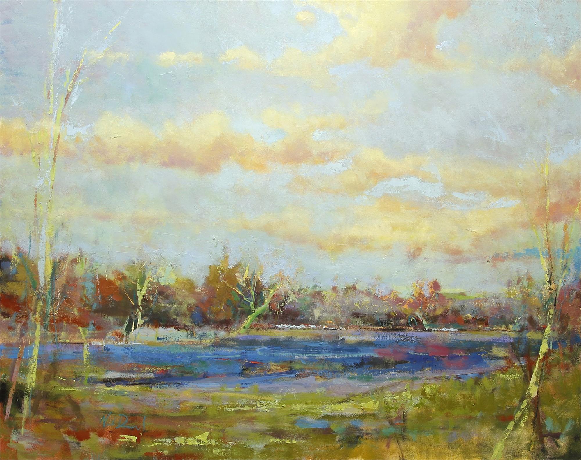 Beyond the Lake by Noah Desmond