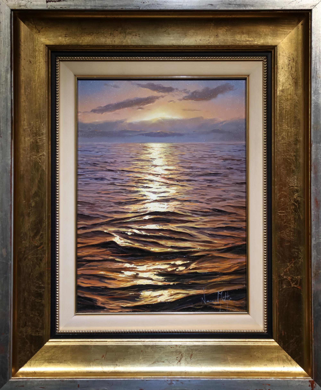 Summer Waves by Alfredo Navarro