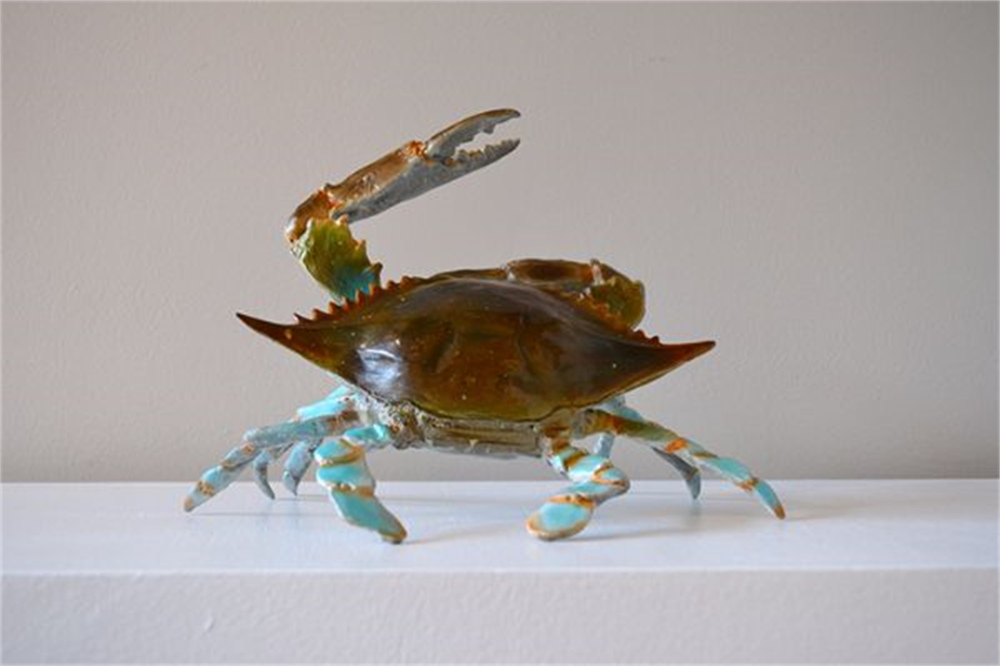 Blue Crab by Scott Penegar