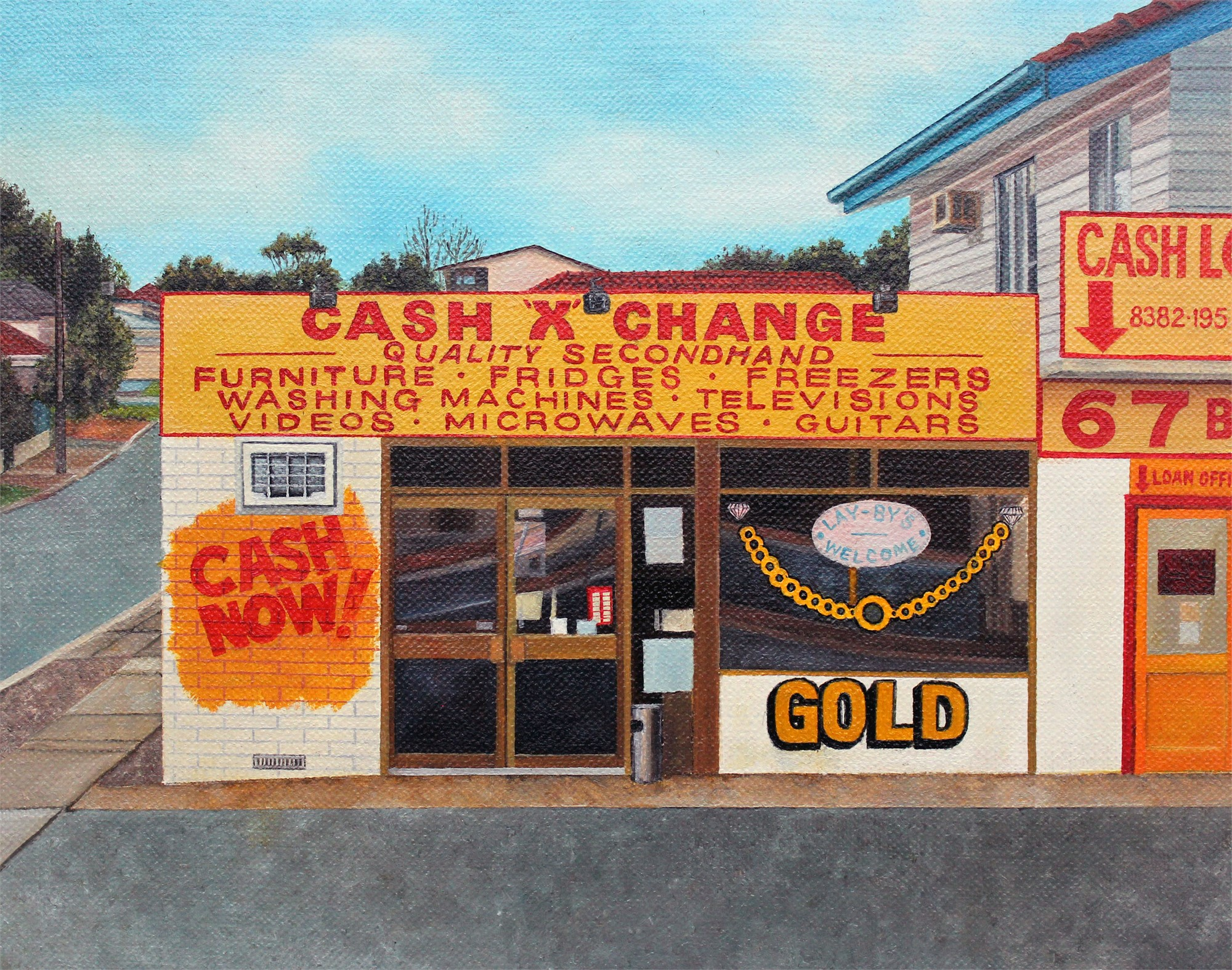 Cash Rules by Donovan Christie