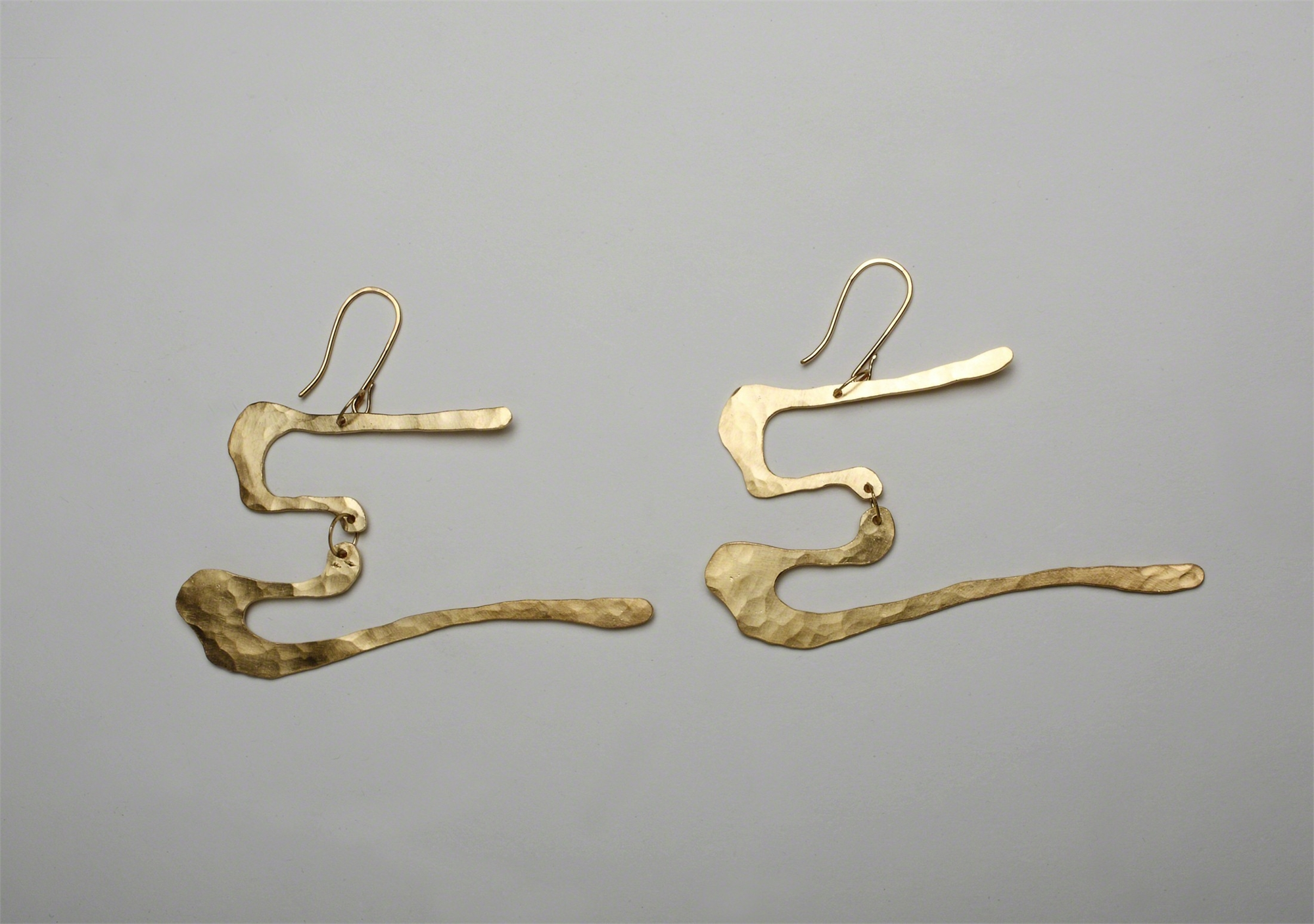 """Mobile"" Earrings by Jacques Jarrige"