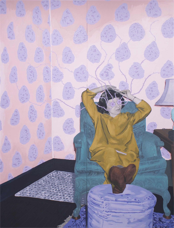 Untitled (Judy's 5 Jan '49) by Daisy Patton