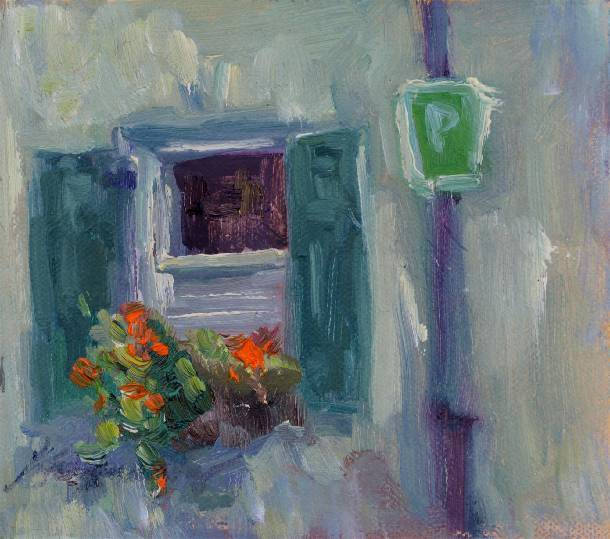 Window on State Street by Karen Hewitt Hagan