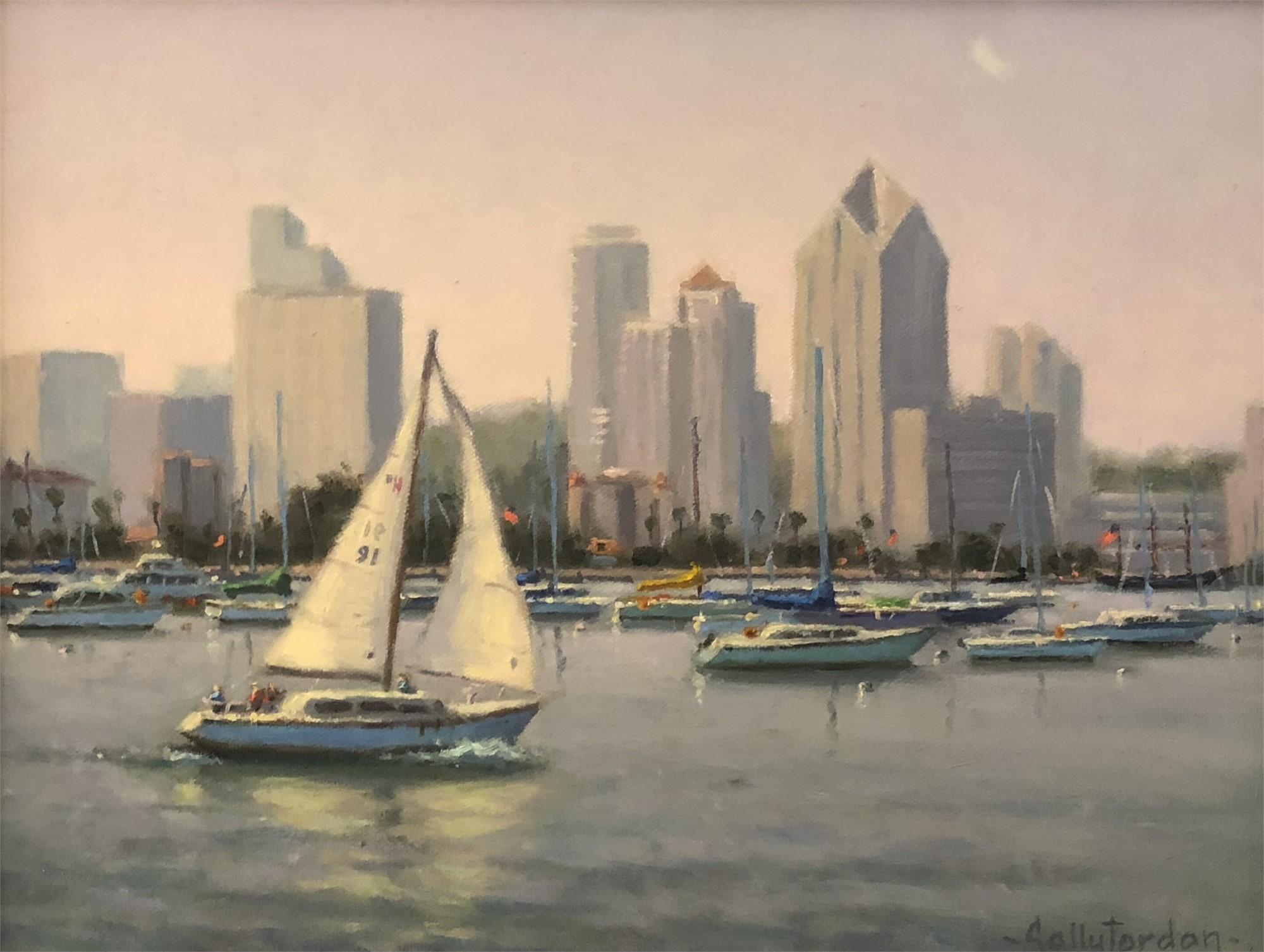 Harbor Sail by JORDAN