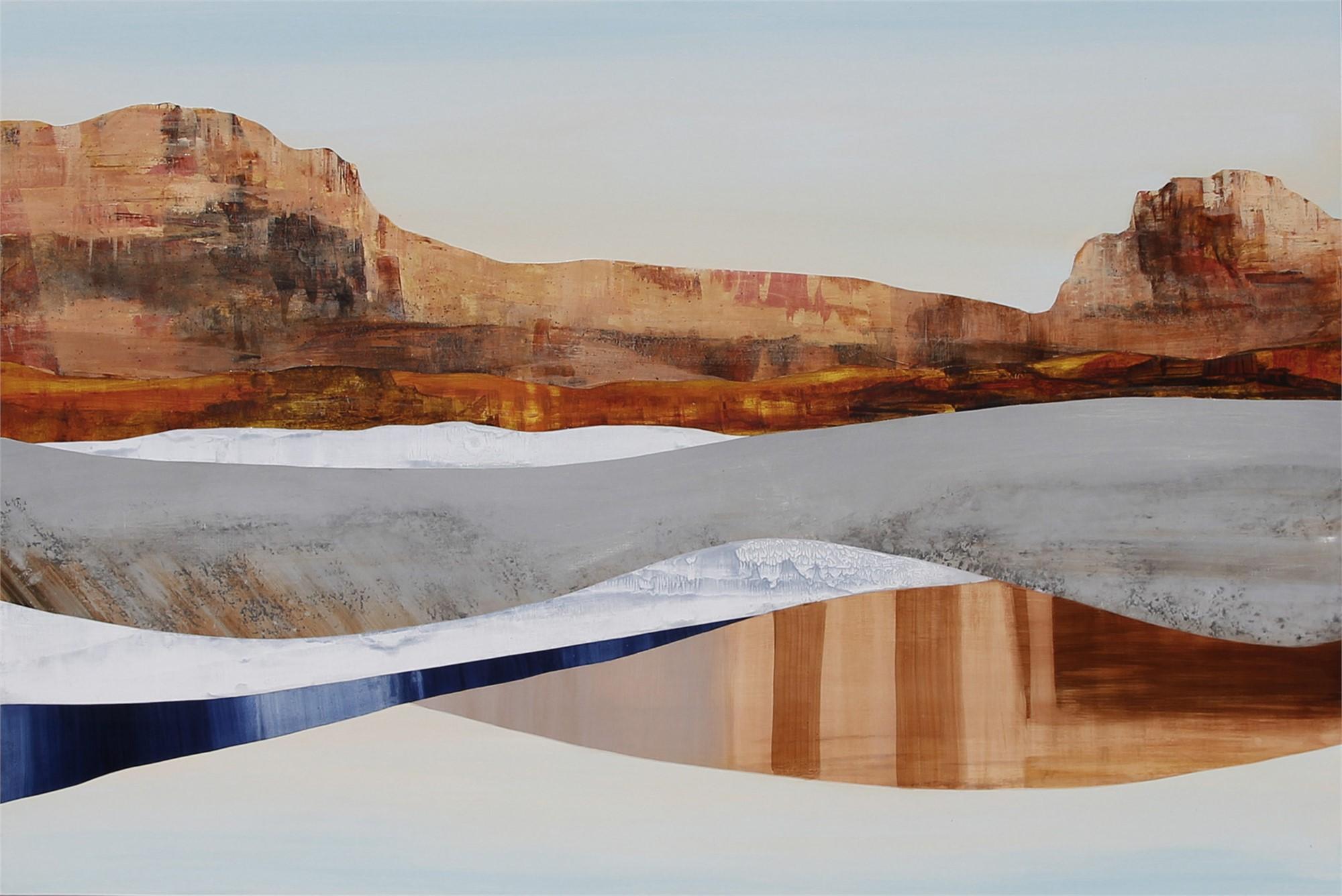 Colorado River by Sarah Winkler