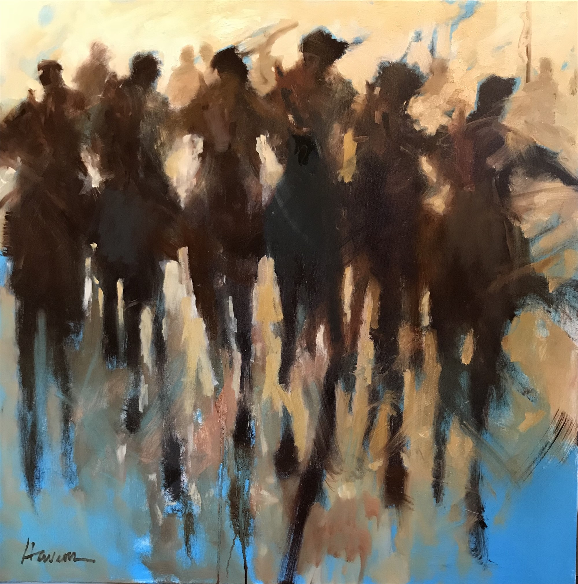 Leading Out by Betsy Havens
