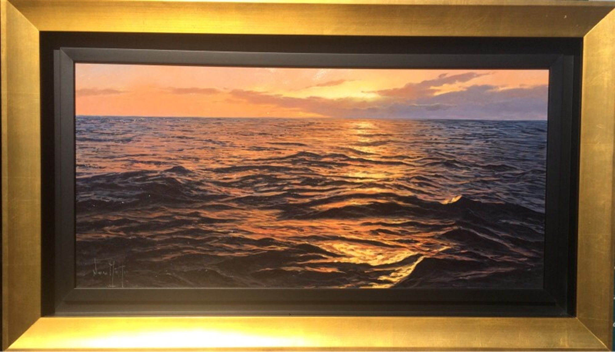 The Golden Hour by Alfredo Navarro