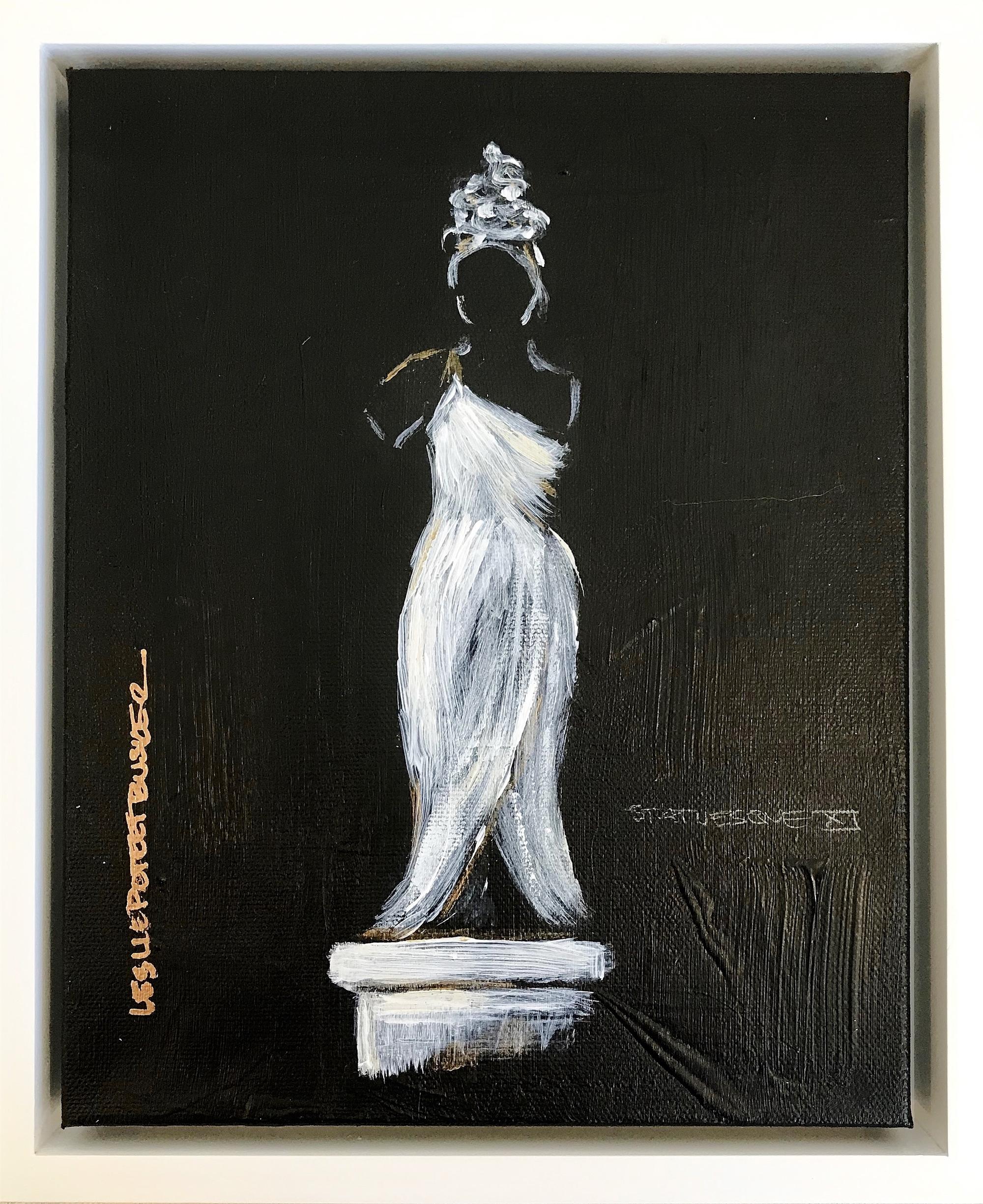 Statuesque XI by Leslie Poteet Busker