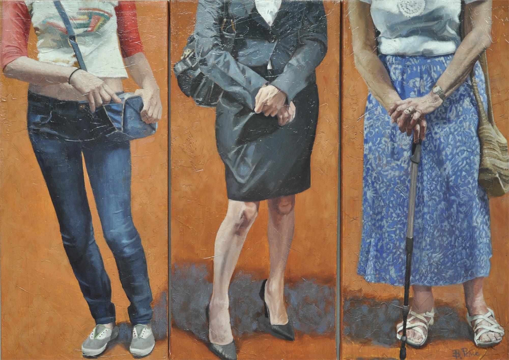 Waiting by Barbara Pence