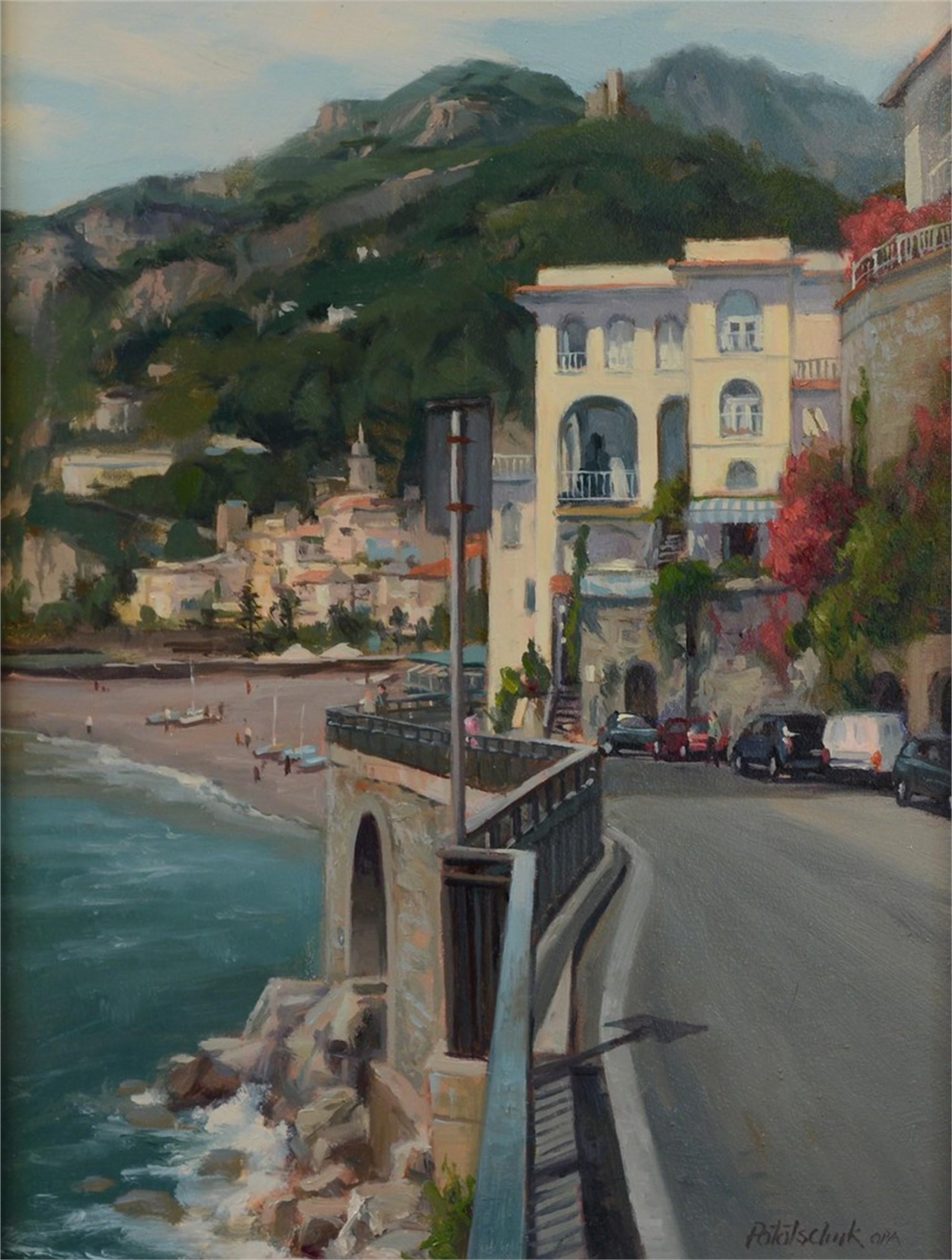 Amalfi by John Pototschnik