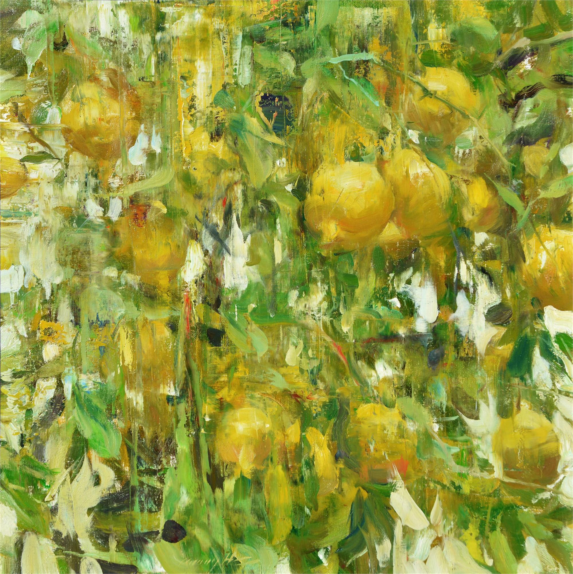 Lemon Trees by Quang Ho